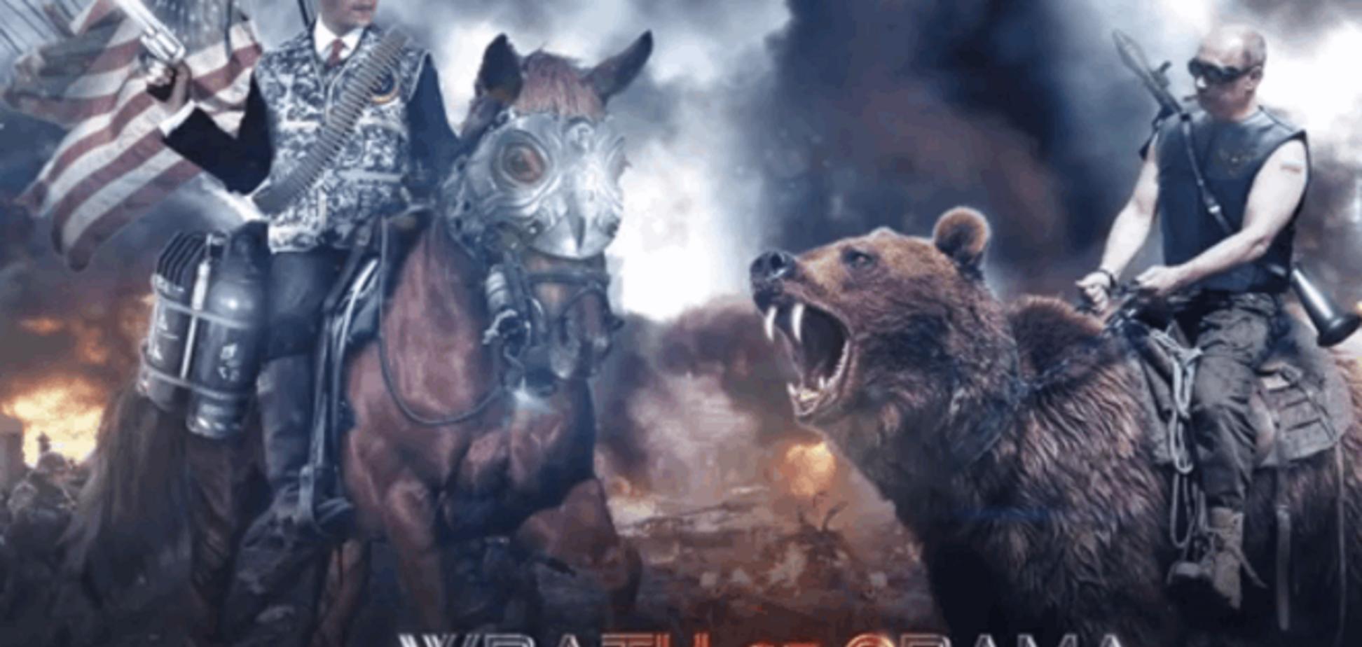 Появилась новая игра, в которой Путин и Обама воюют с армией зомби Ленина