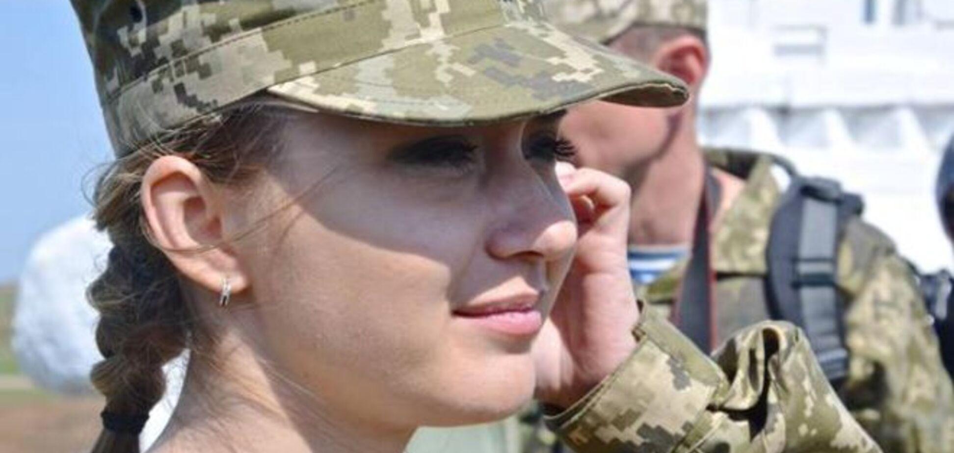 Кримська 'Няша' відпочиває: ВДВ України отримали прекрасного спікера - фото і відео