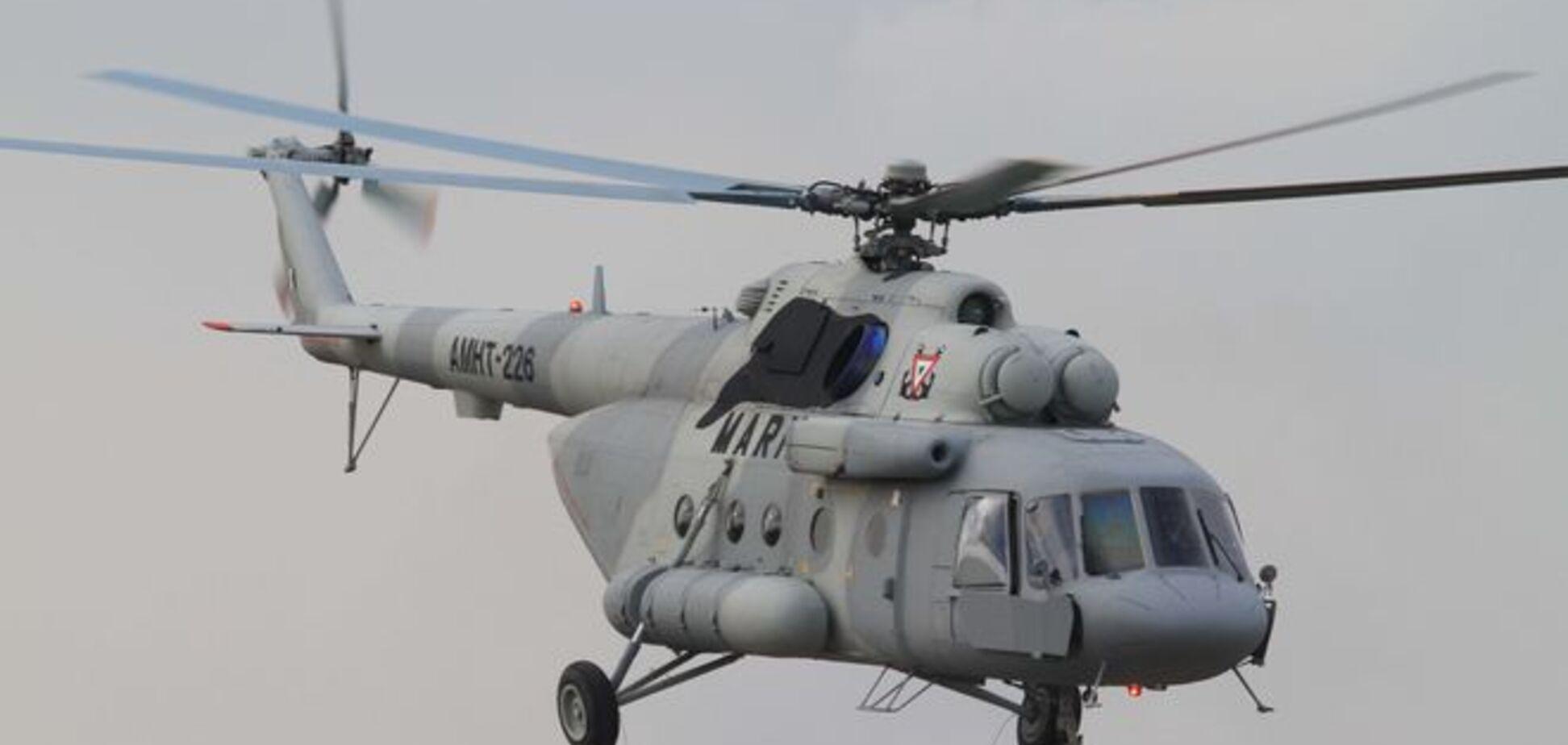 Россия прислала террористам 'ЛНР' вертолеты - штаб АТО