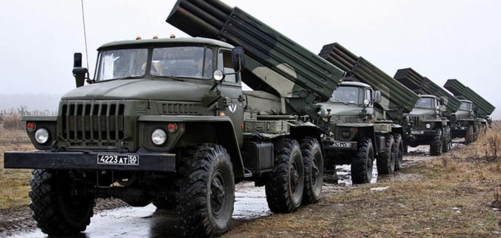 Террористы хитростью вернули в Донецк тяжелую артиллерию