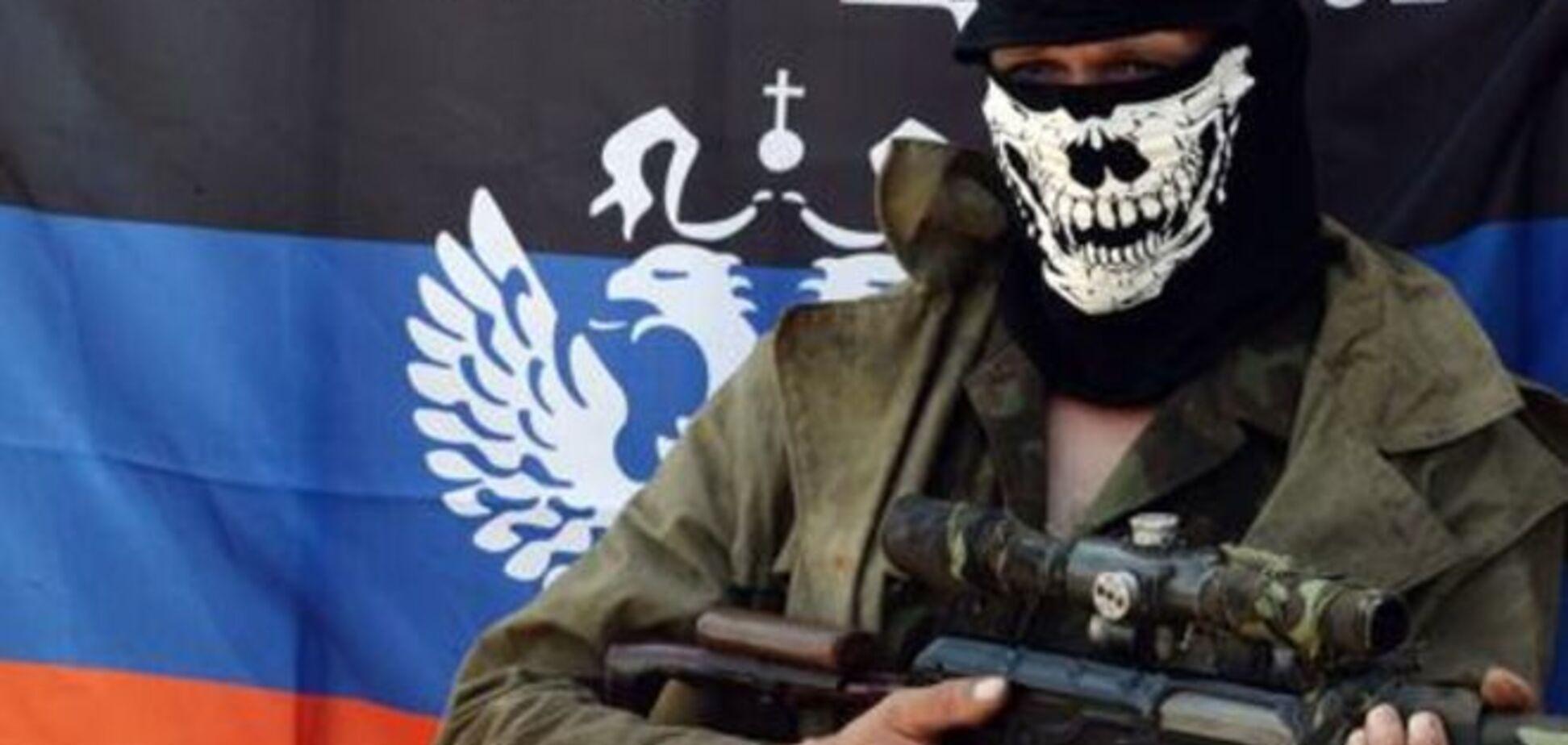 Затримано 'воєнкома ДНР', що вербував українців до лав терористів