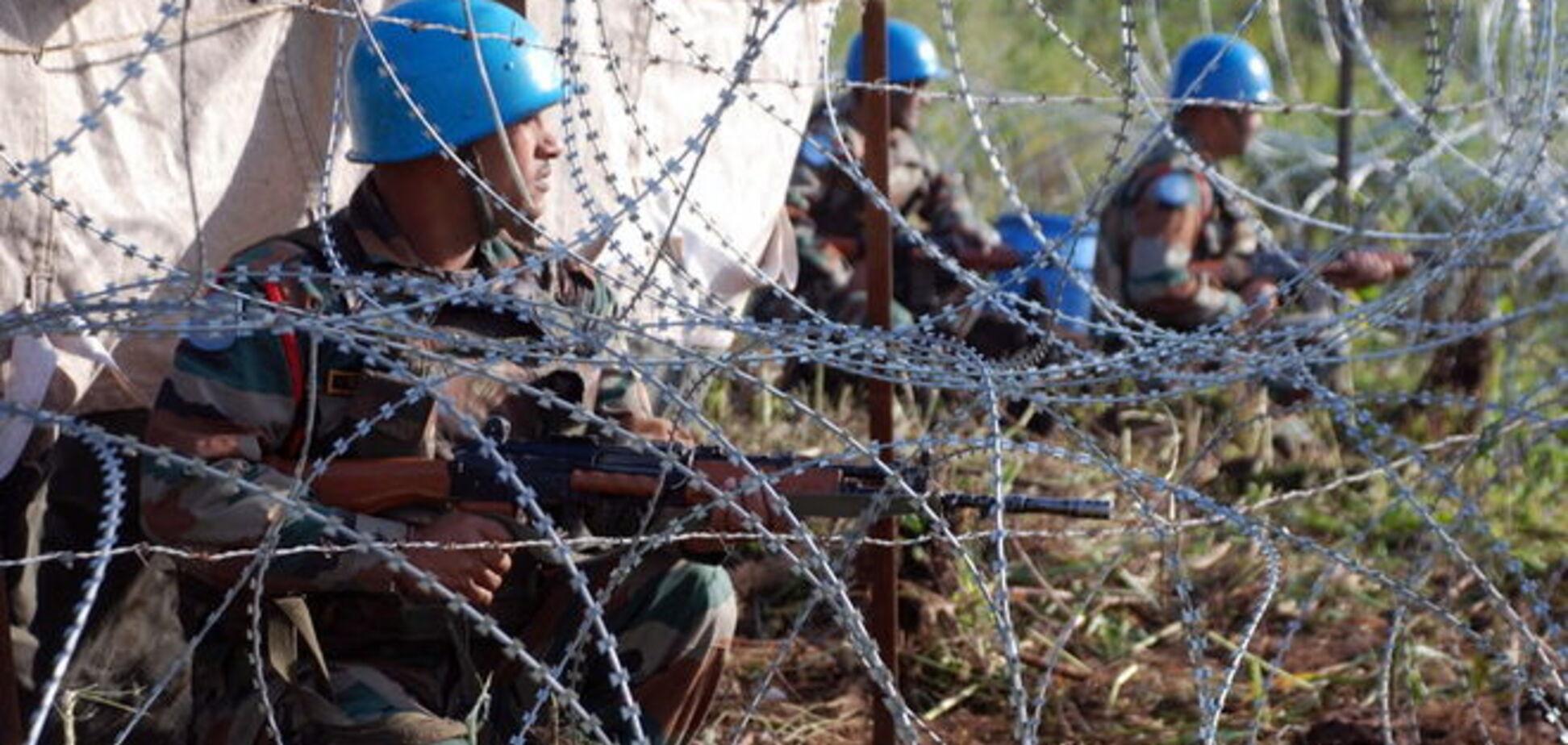Українського миротворця вбила малярія