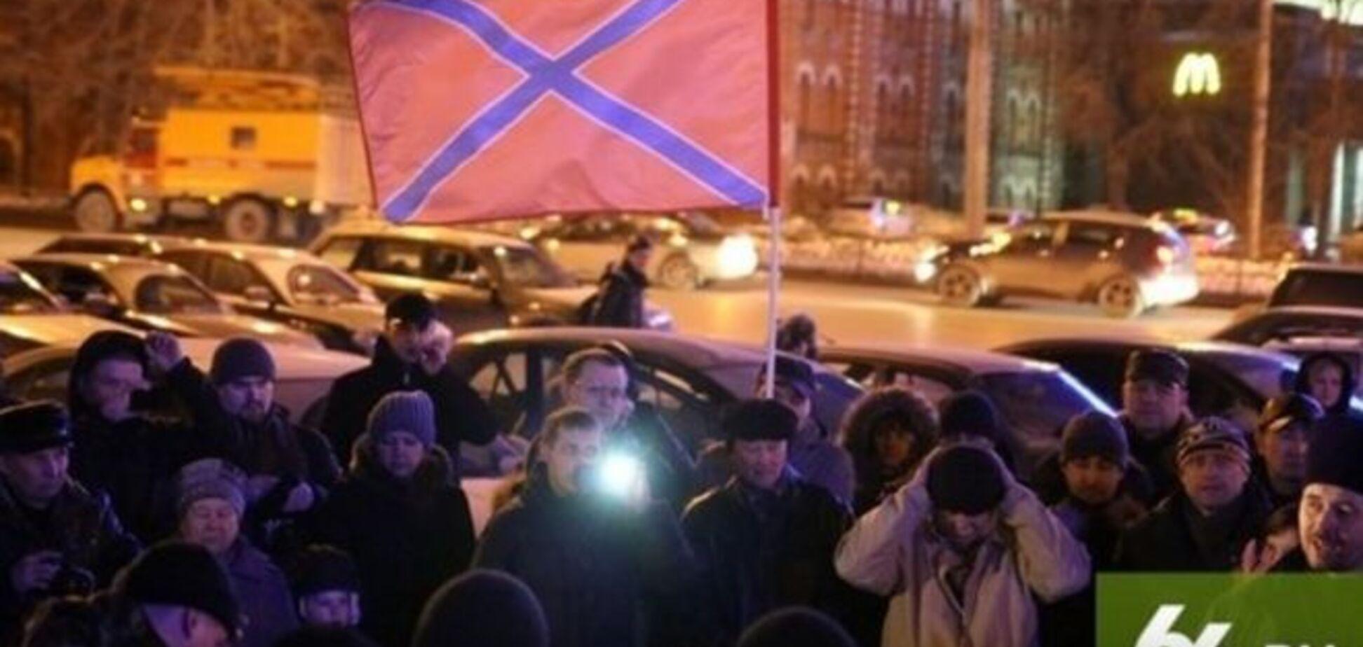После бегства из 'ЛНР' новая группа уральских наемников отправляется в Донецк
