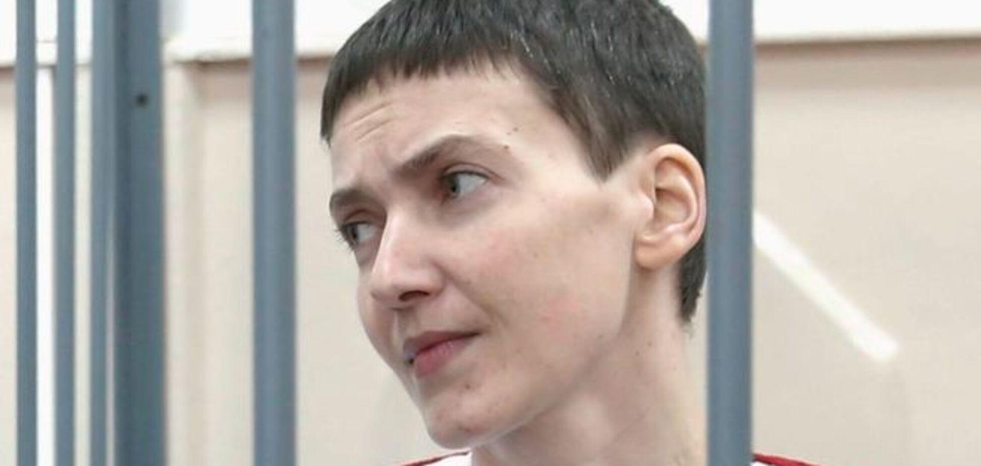 Правозащитники бьют тревогу: Савченко за неделю потеряла 8 кг