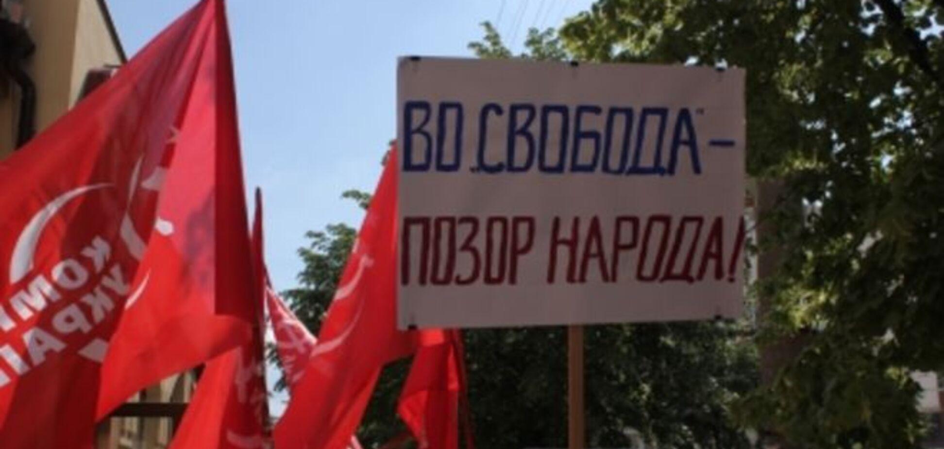 1 мая в Киеве росСМИ будут снимать, 'как фашисты уничтожают коммунистов'