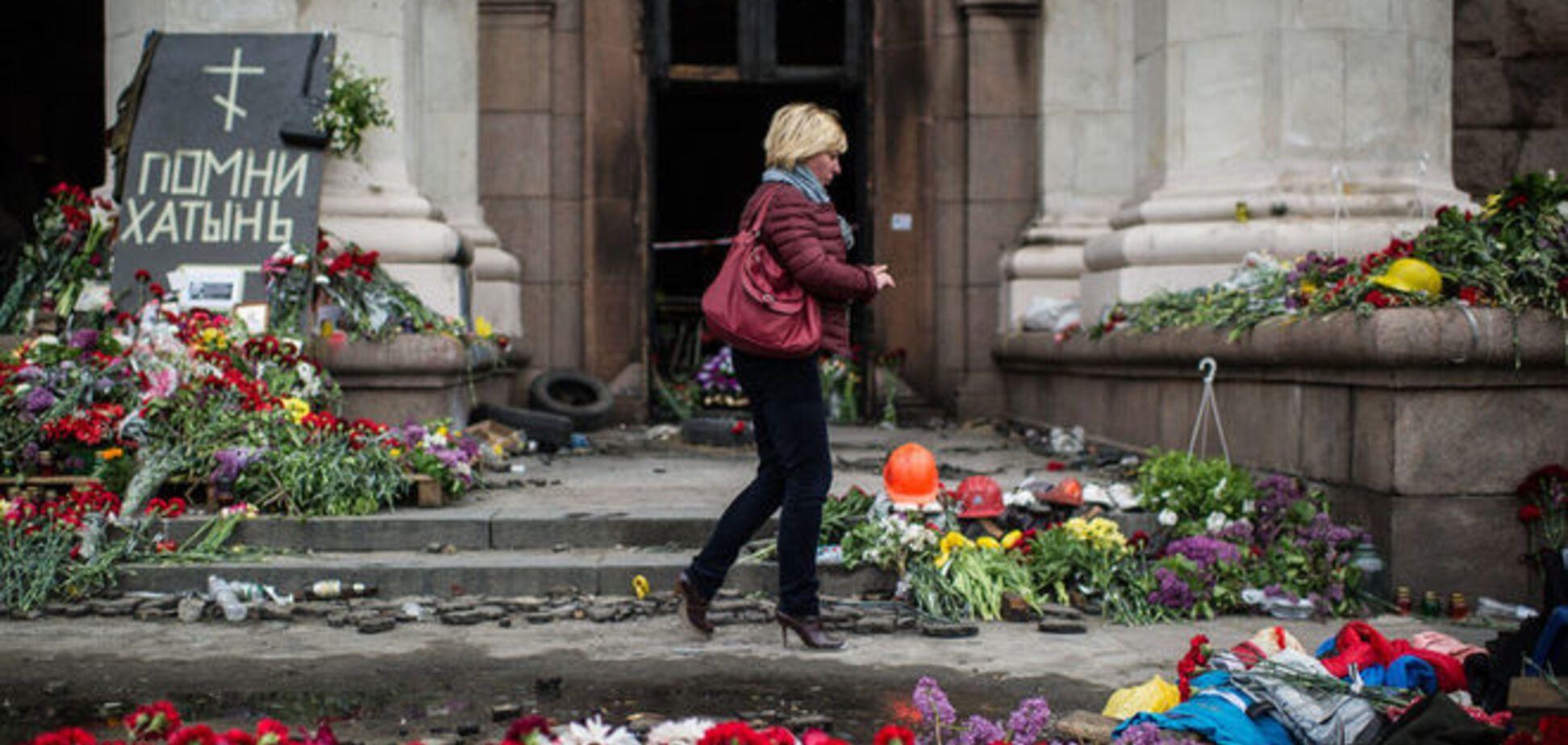 В суд передано первое дело о бойне в Одессе 2 мая