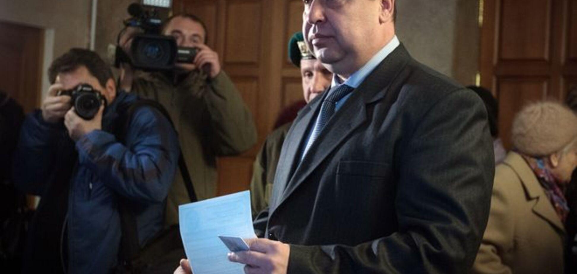Плотницький спростував 'фантазію' про арешт в Росії