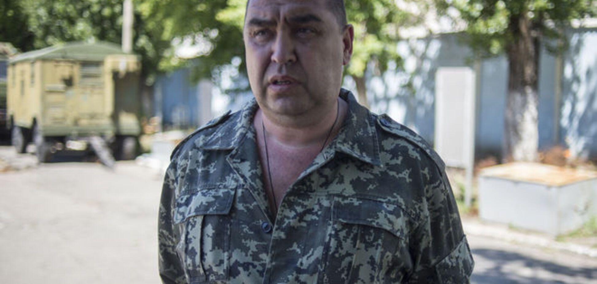 В Луганске уверены, что Плотницкий задержан в России, а Ефремов станет 'главой ЛНР'