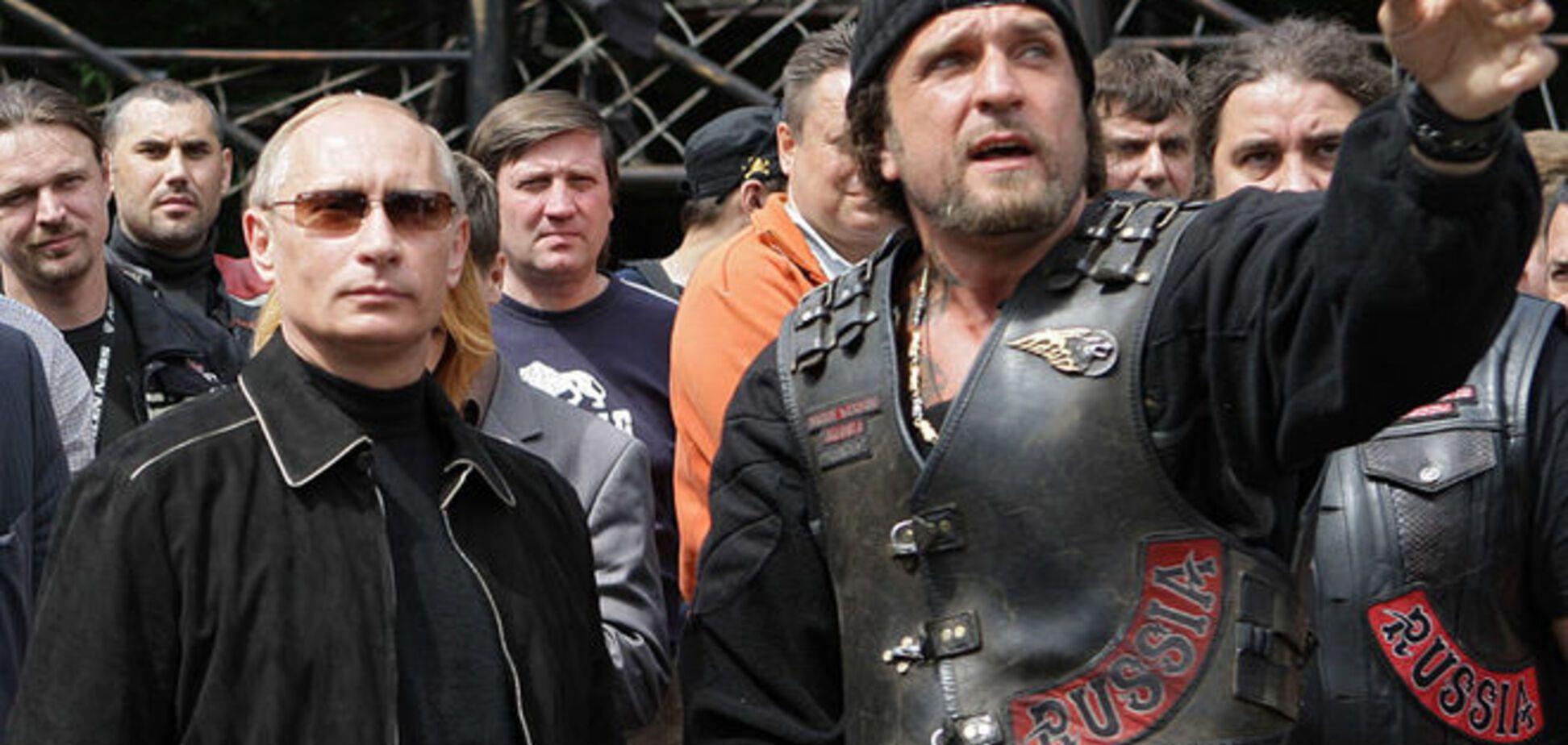 'Вы доиграетесь'. Главарь путинских байкеров обвинил Европу в 'русофобии'