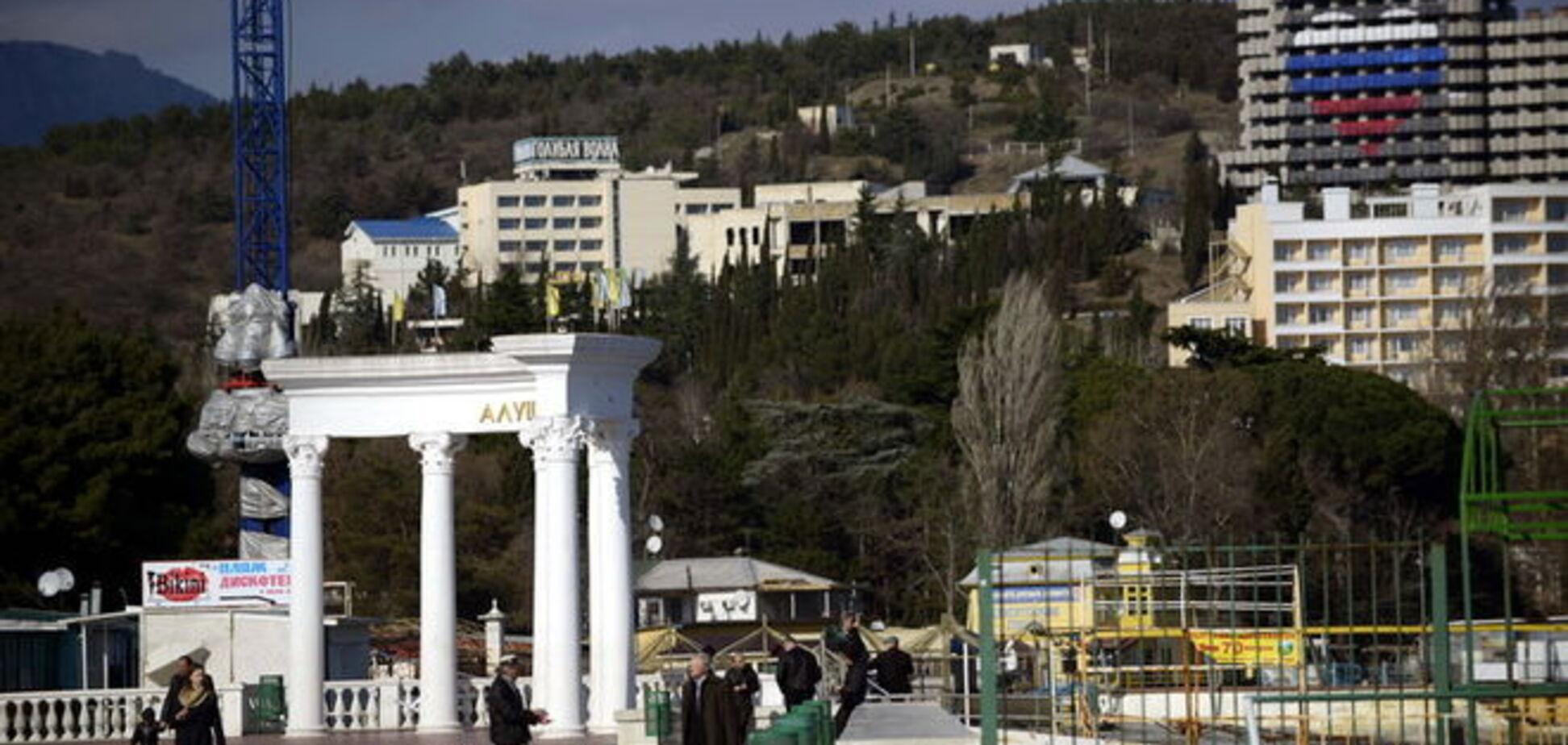 В Алуште поджигают объекты крымскотатарских бизнесменов