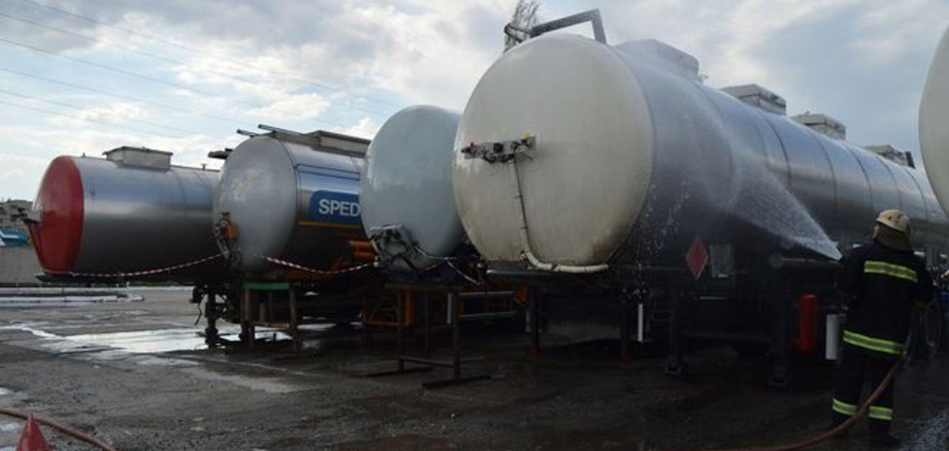 На Луганщине 100 тонн метанола на грани взрыва: Москаль говорит об экологической катастрофе