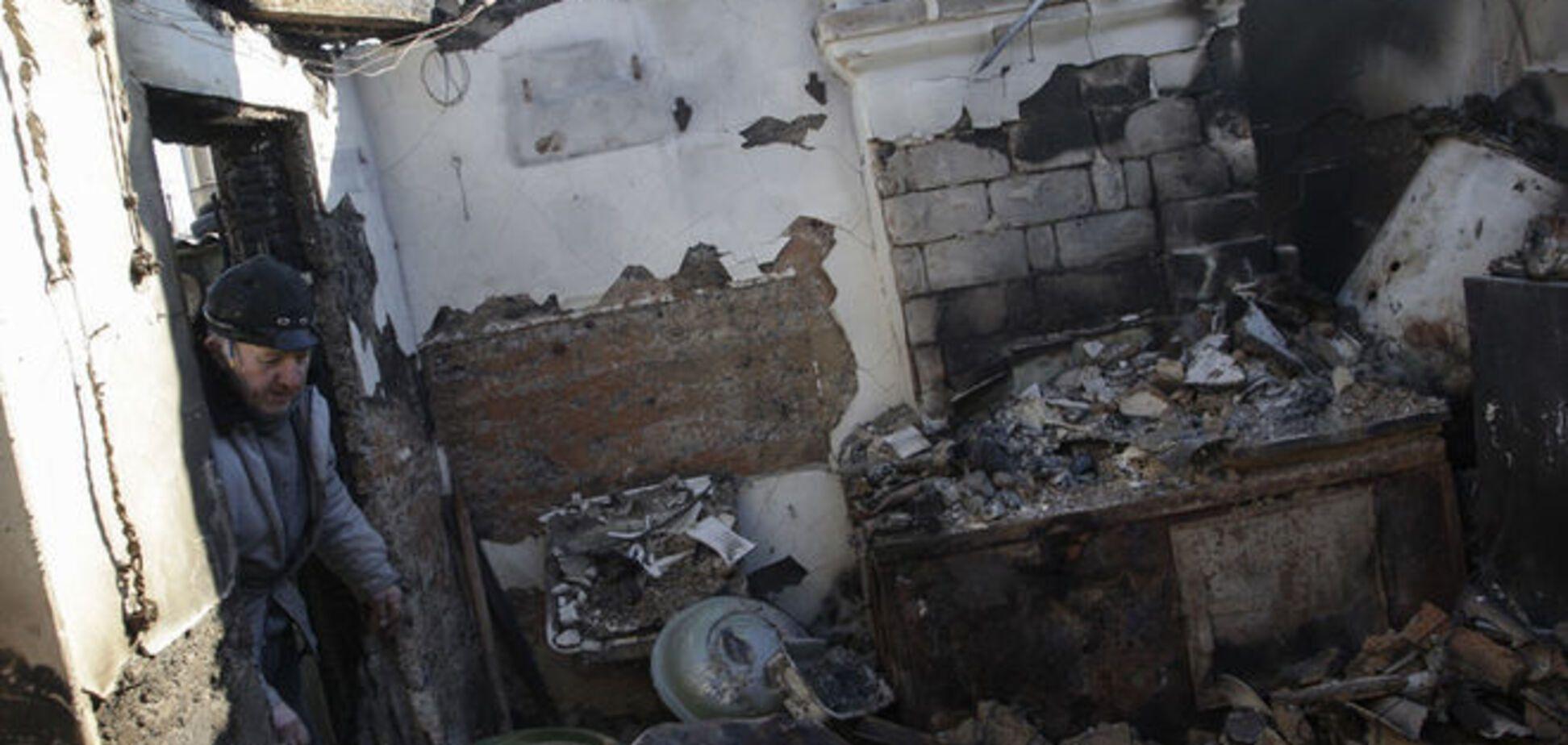 Боевики накрыли минометным огнем Чермалык: погиб мужчина