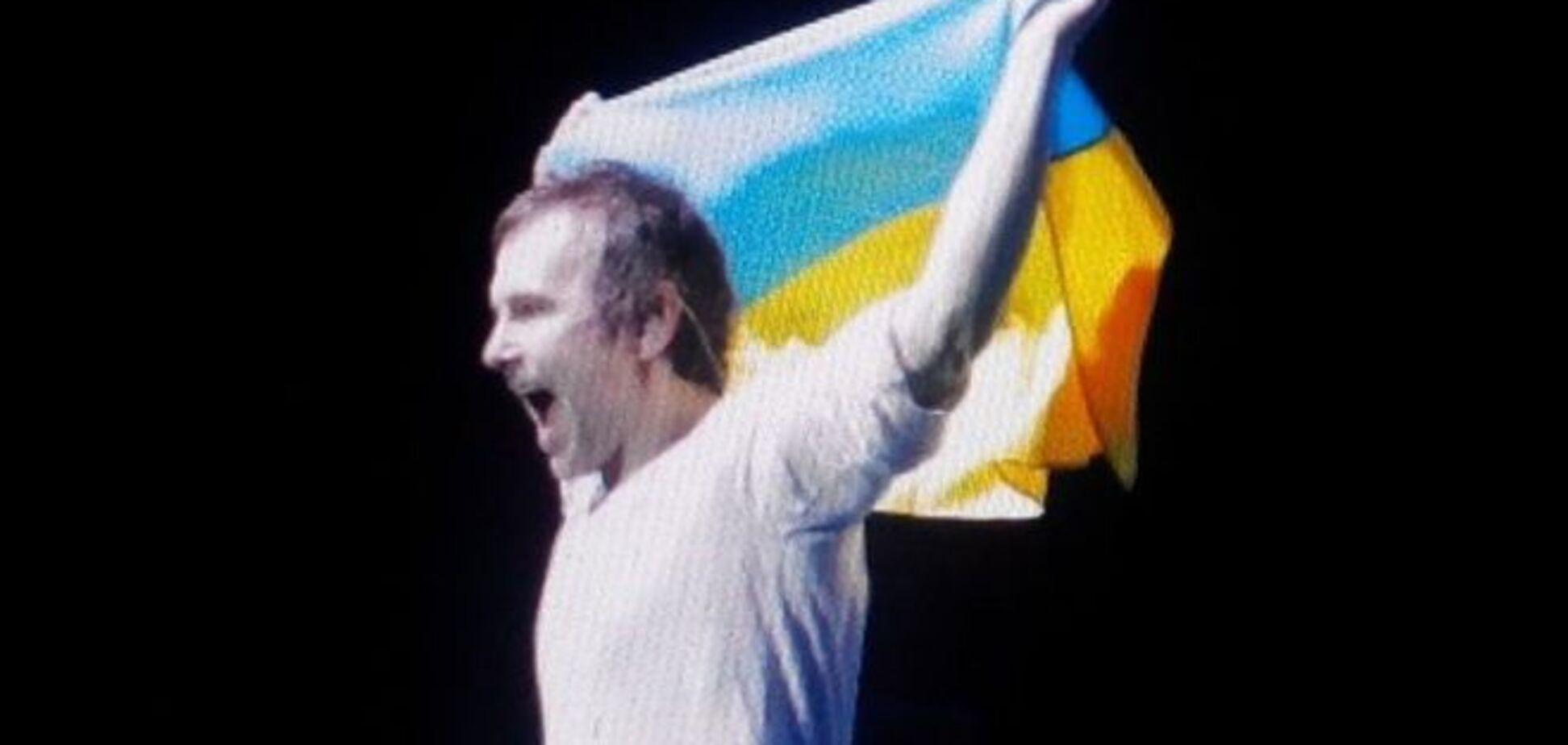 В Витебске на концерте 'Океана Эльзы' отбирали украинские флаги