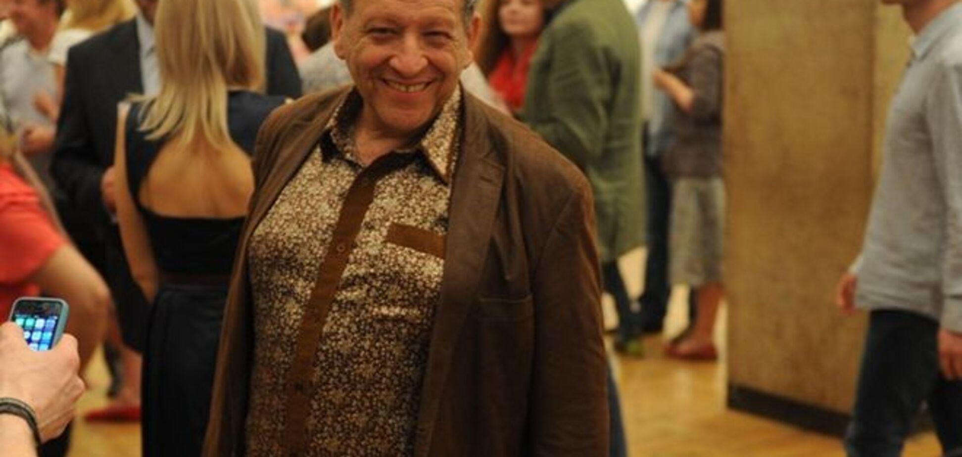 Батько 'Єралашу' показав 'російського світу' Донбасу еротику