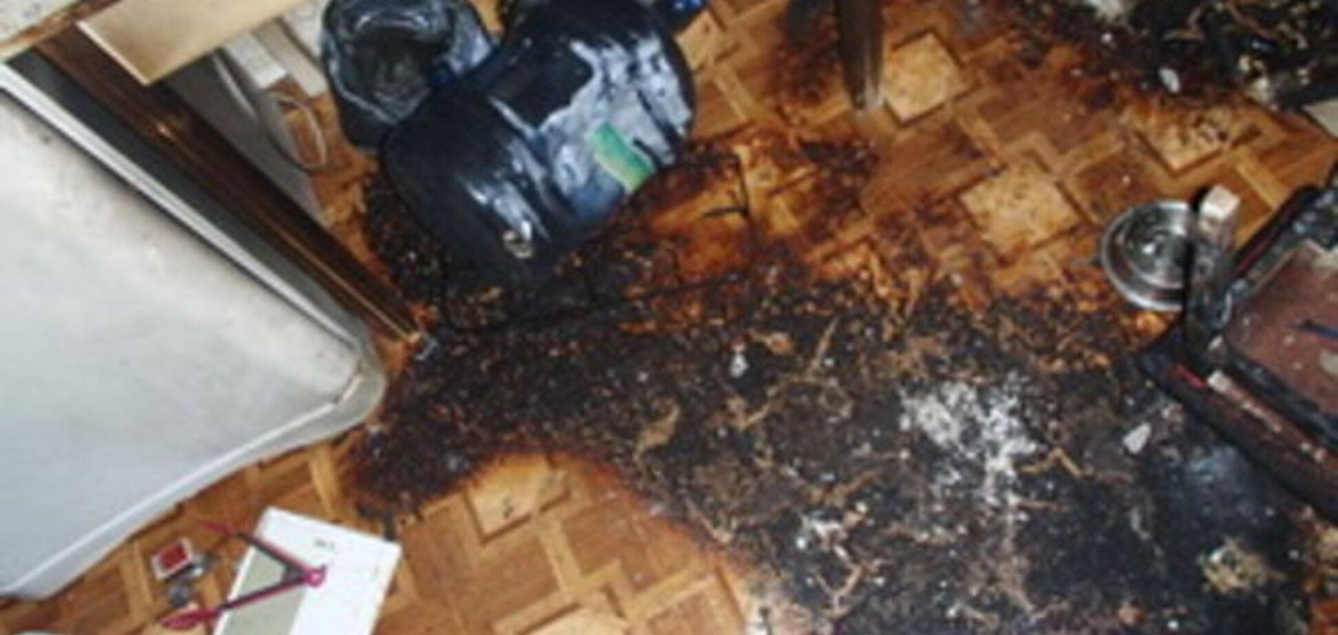В столичной 9-этажке произошел взрыв: есть пострадавшие