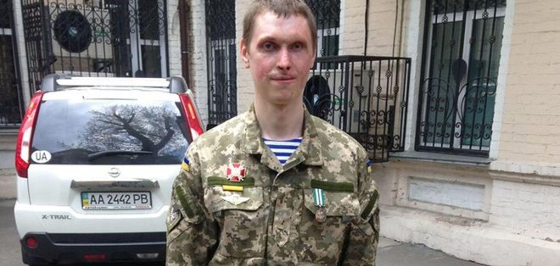 Гореть в БТРе и не сойти с ума: история одного украинского десантника