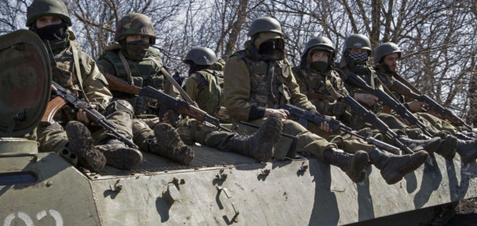 Боевики на Донбассе 'собирают дань' под видом бойцов АТО - журналист