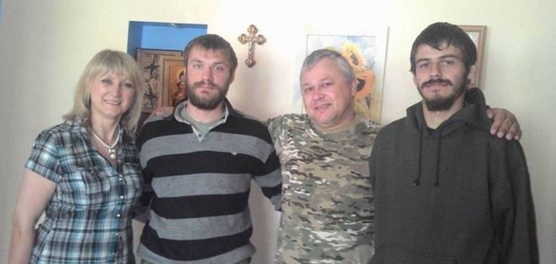 Українських бійців 8 місяців використовували в полоні як рабів