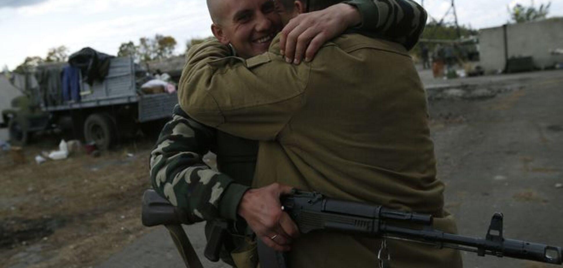 Спустя 8 месяцев двух украинских воинов вырвали из плена террористов