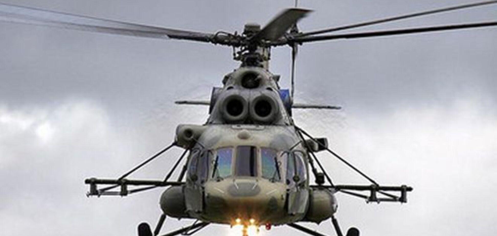 У кордонів Харківської області та Криму зафіксували російські вертольоти