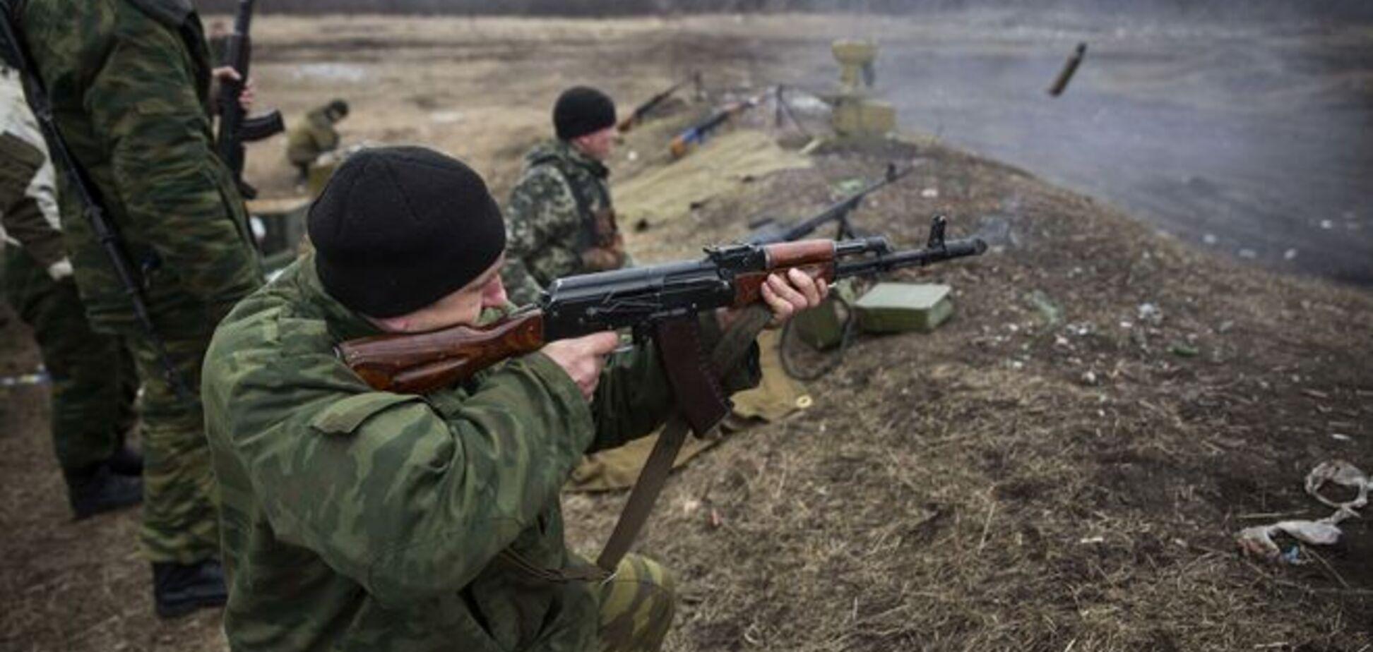 Террористы пытались прорваться через линию обороны