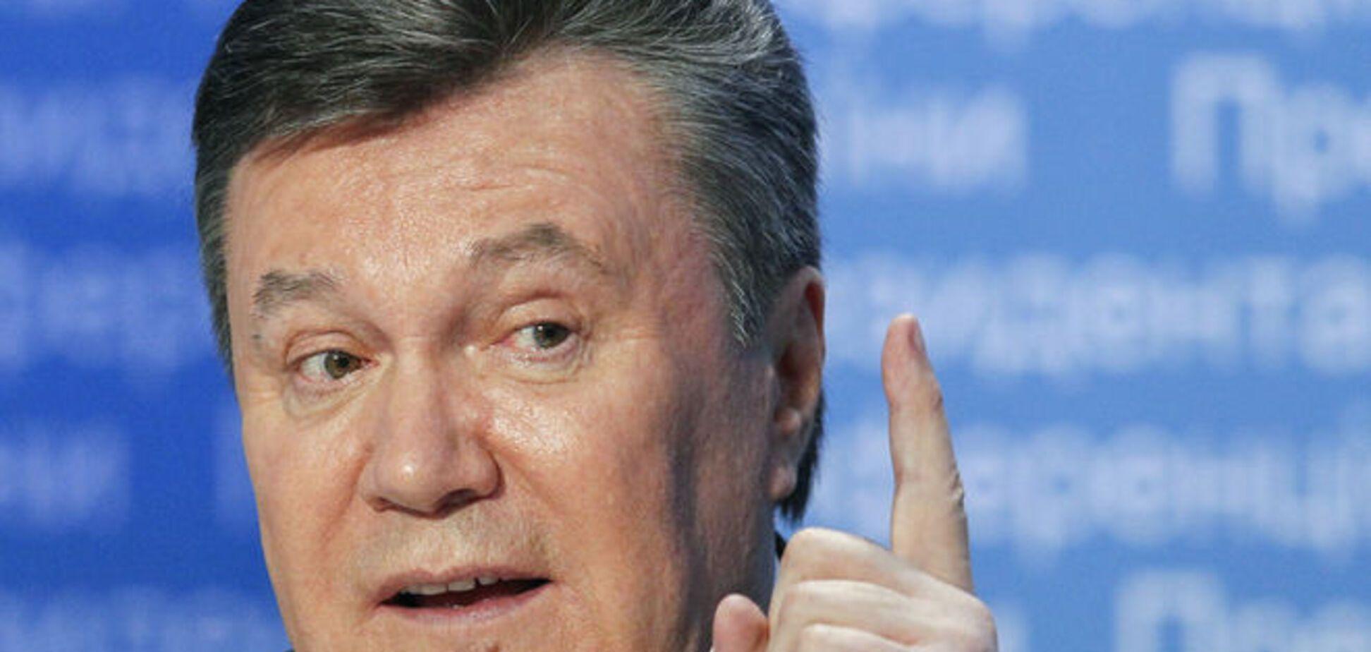 'Казаки' собрались вернуть Украине 'легитимного Януковича': опубликовано видео