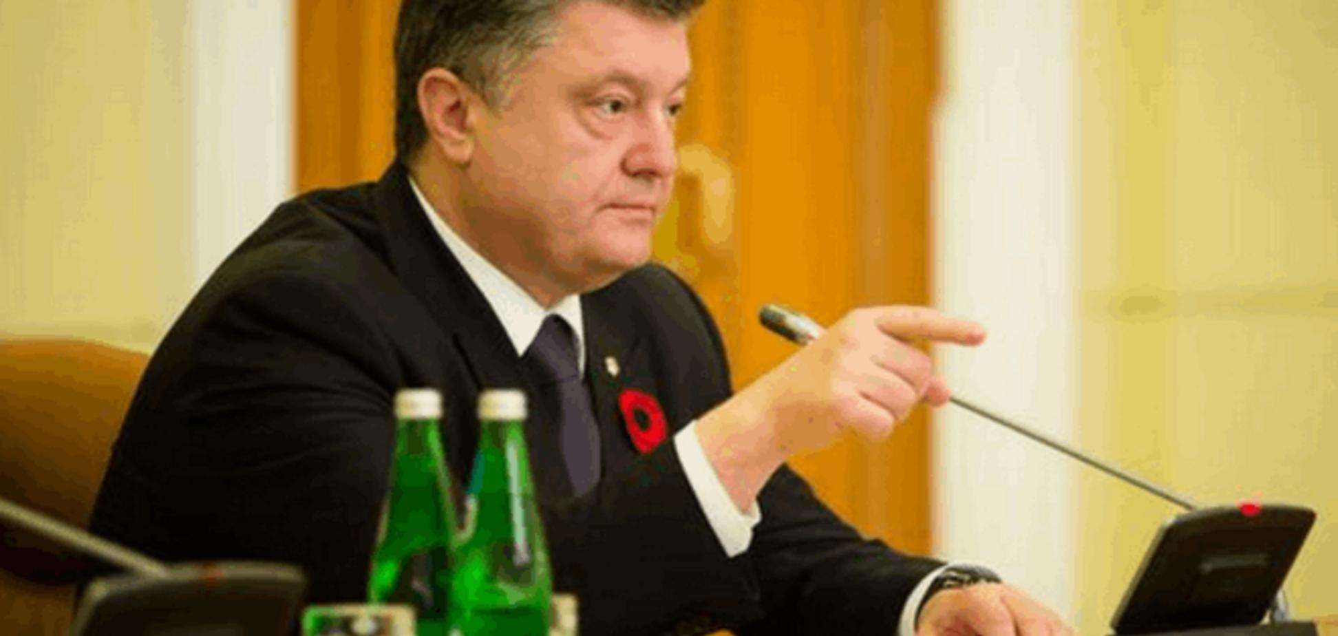 Порошенко заявив про підготовку наступу терористів: ми здатні себе захистити!
