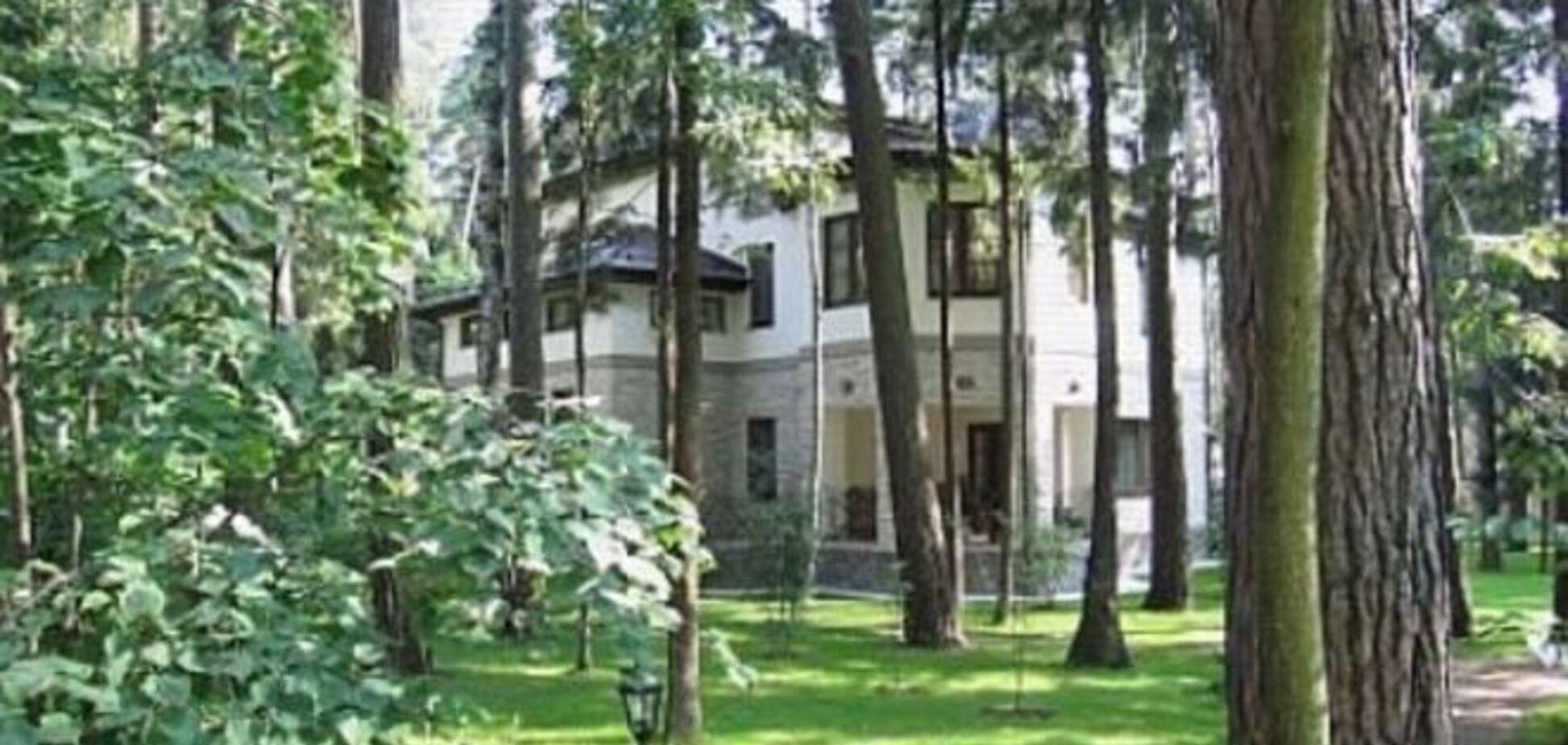 Суд отобрал у Януковича и вернул в госсобственность лес в Сухолучье