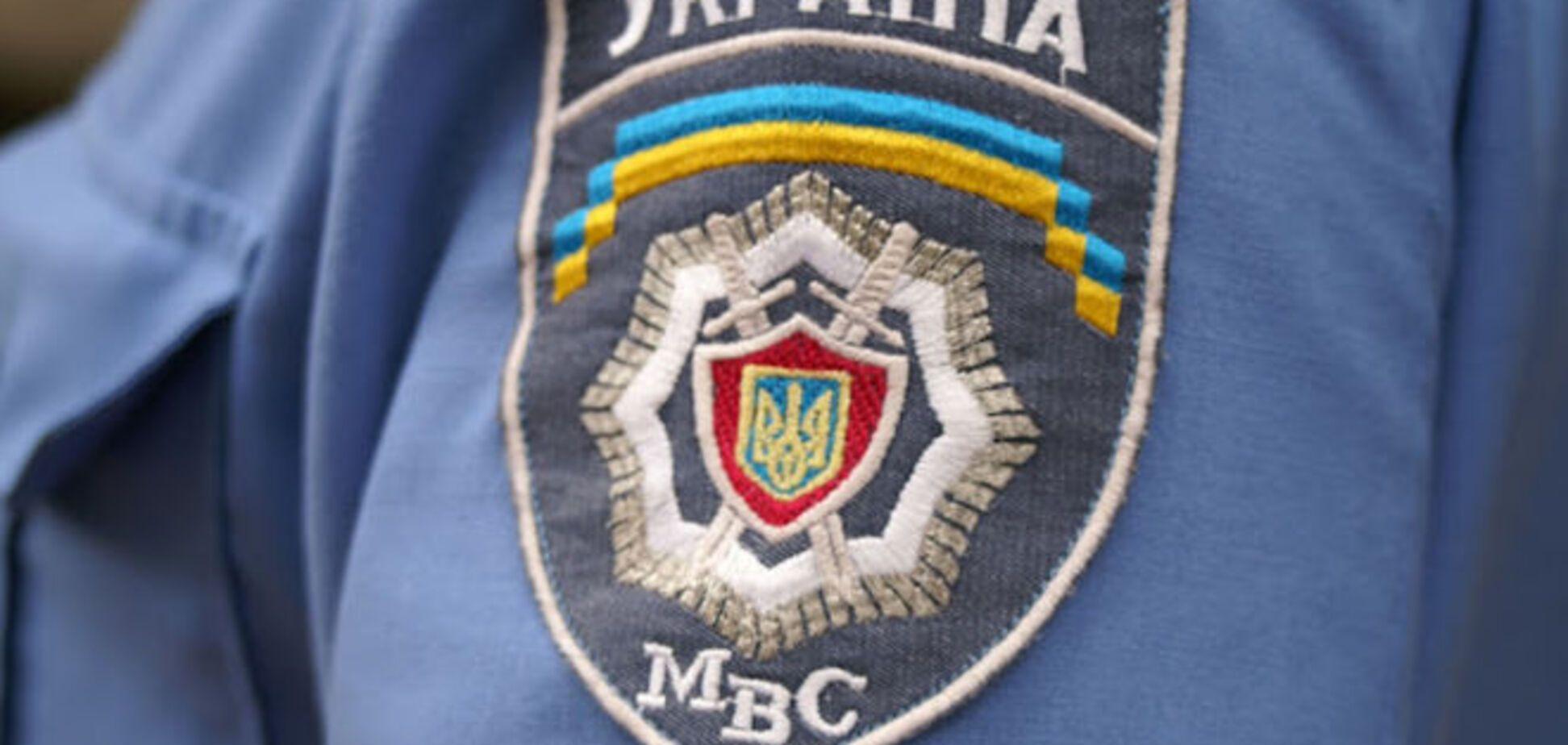 МВС зайнялося бійкою 'людей у ??камуфляжі' з підприємцем в Києві