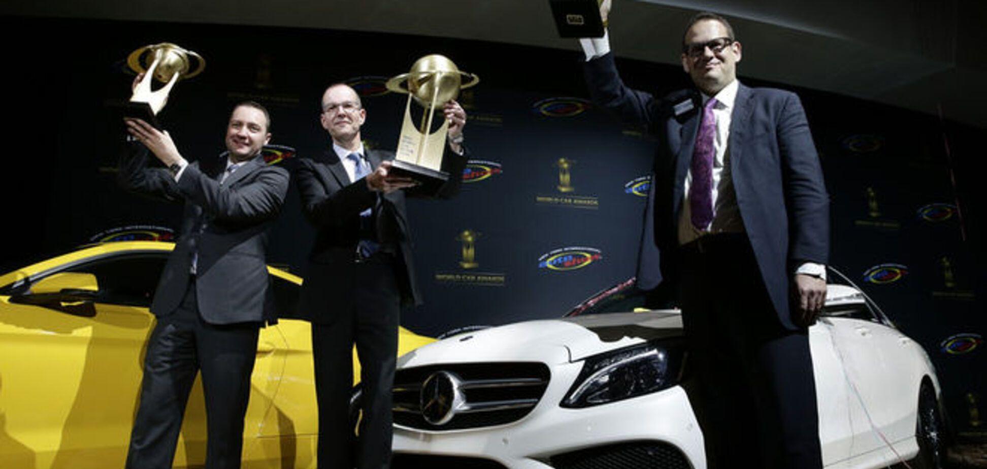 Mercedes-Benz вне конкуренции: в Нью-Йорке назвали лучшие автомобили года