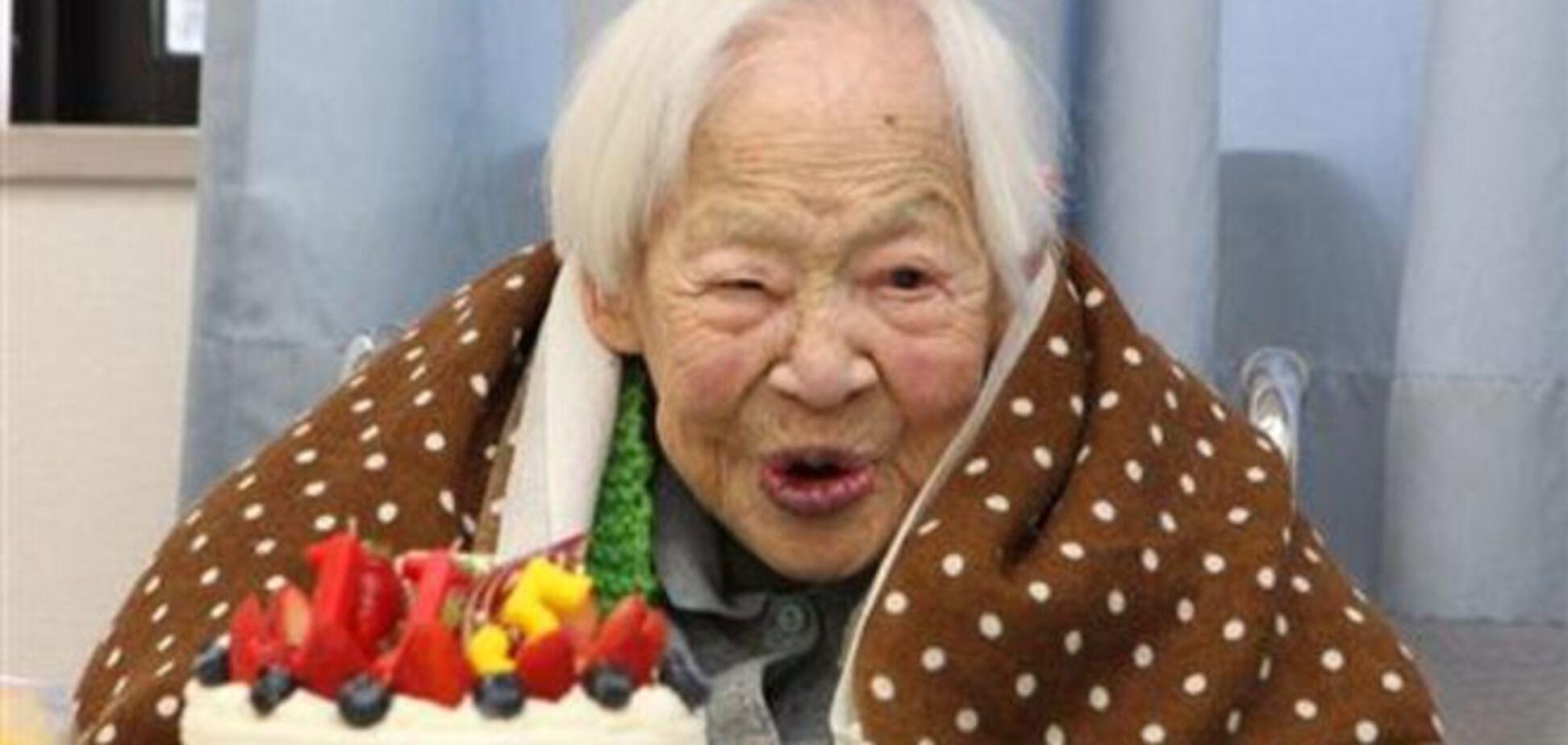 Перед смертью самая пожилая женщина планеты раскрыла секрет долголетия