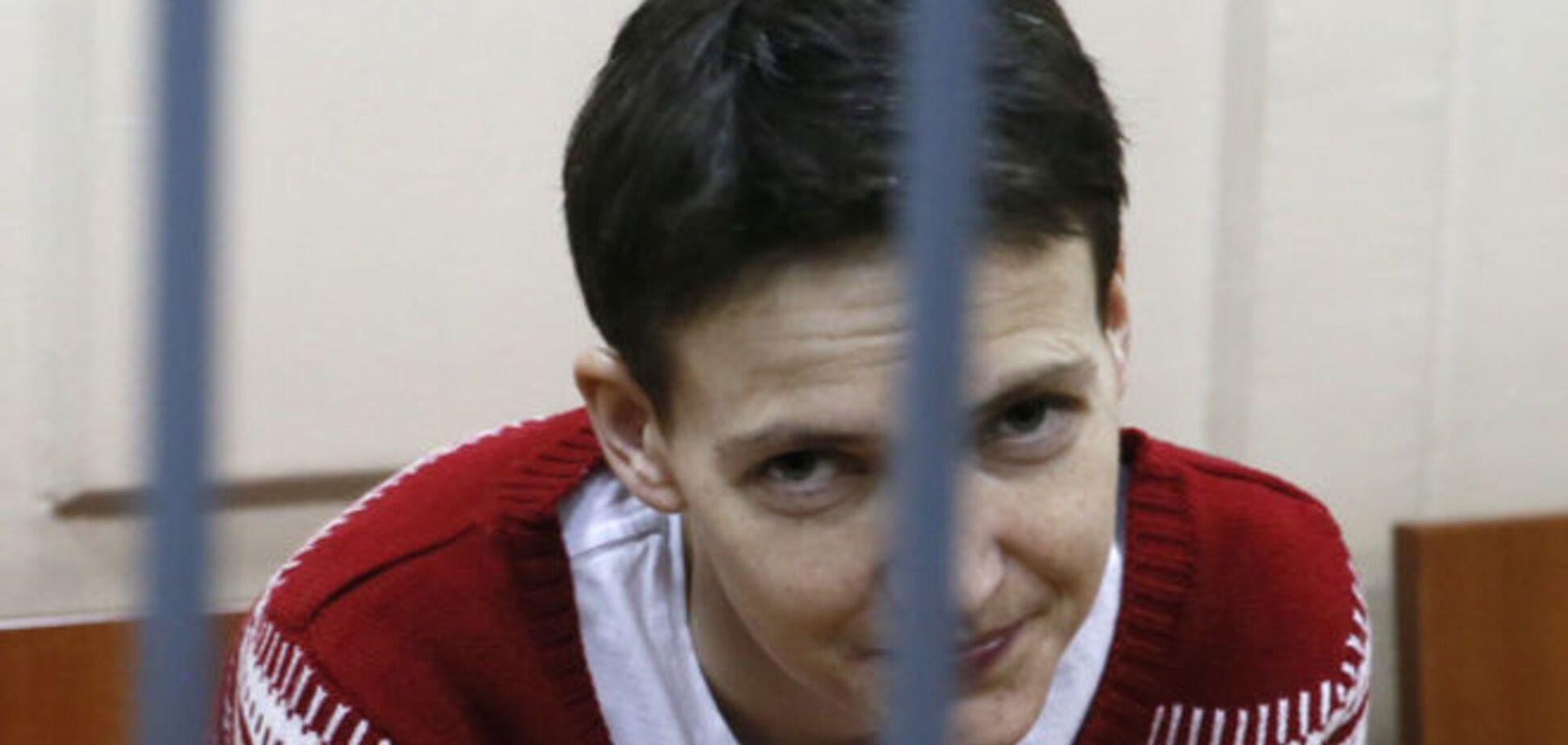 Адвокати Савченко хочуть повернути льотчицю в СІЗО