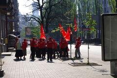 СБУ предотвратила провокации в Киеве на майские праздники и предупредила коммунистов