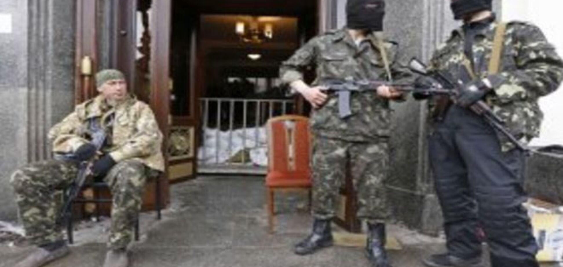 Общежития и гостиницы Луганска забиты российскими наемниками