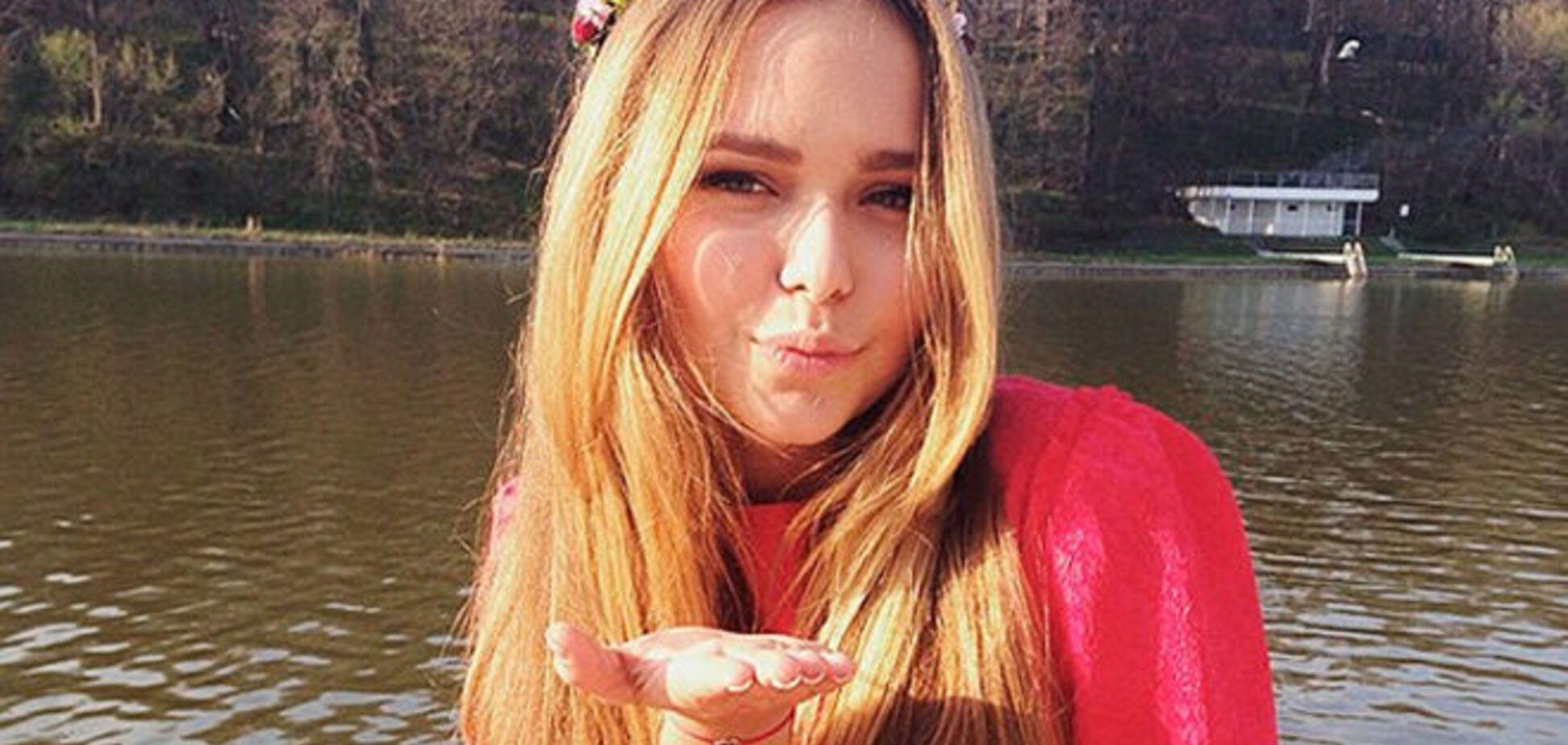 Фото 15-летней дочки Дмитрия Маликова вызвало скандал