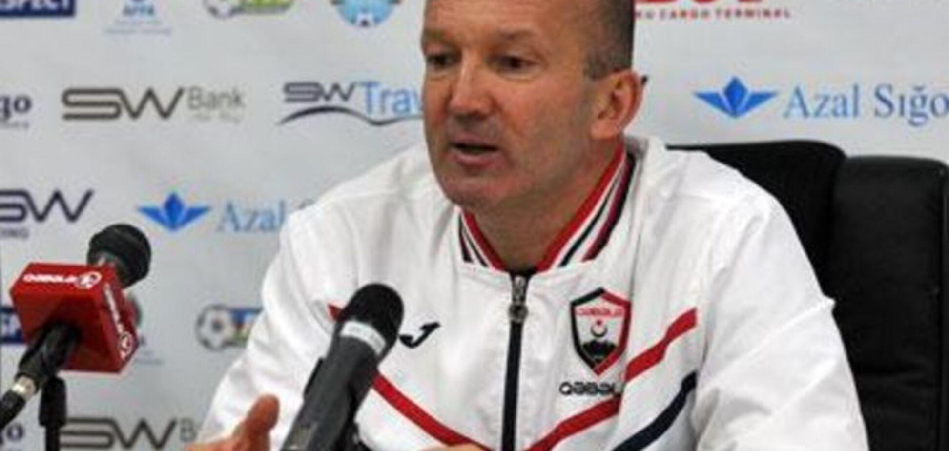 Знаменитый украинский тренер покоряет Азербайджан