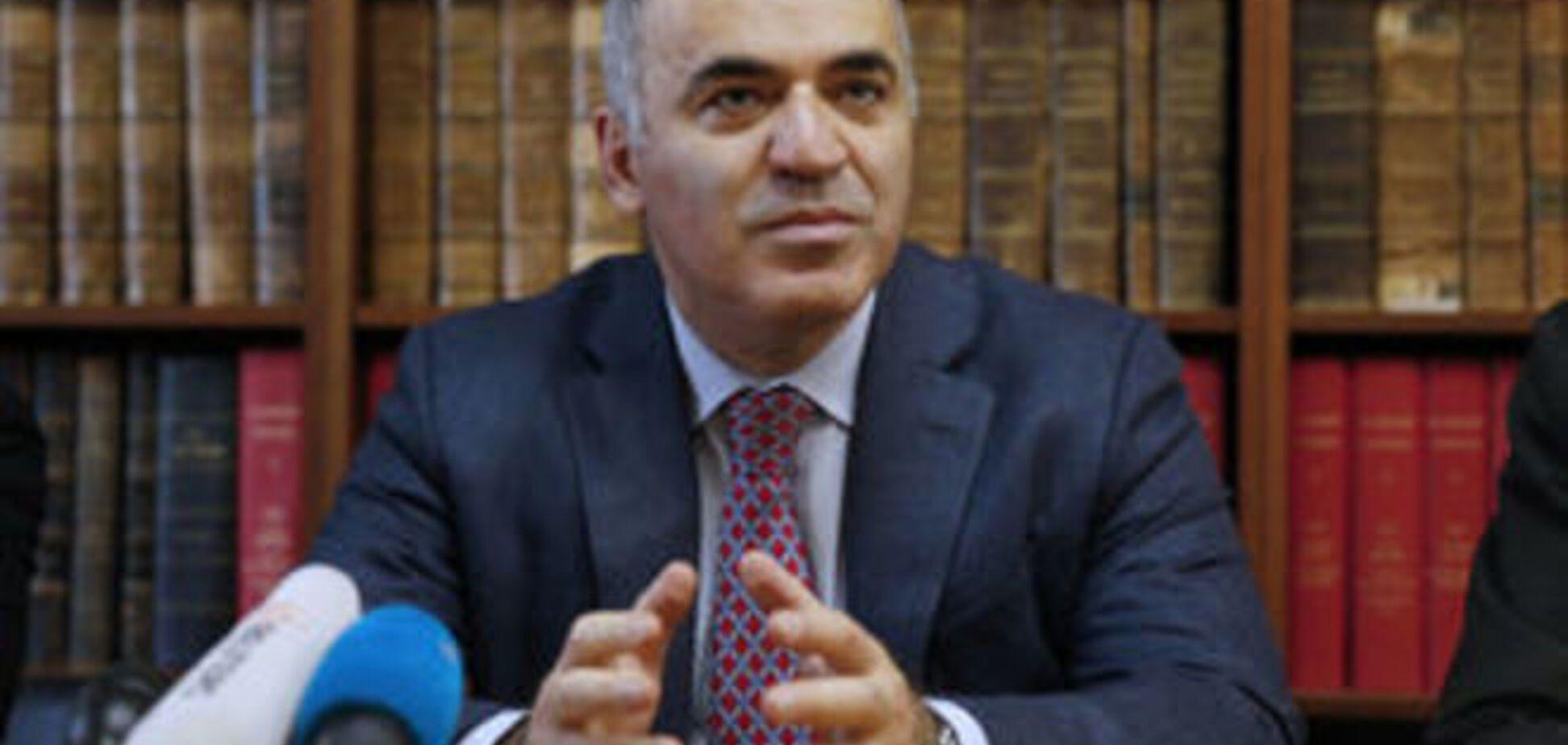 Каспаров объяснил, как Россия может за 30 секунд вернуть Украине Крым