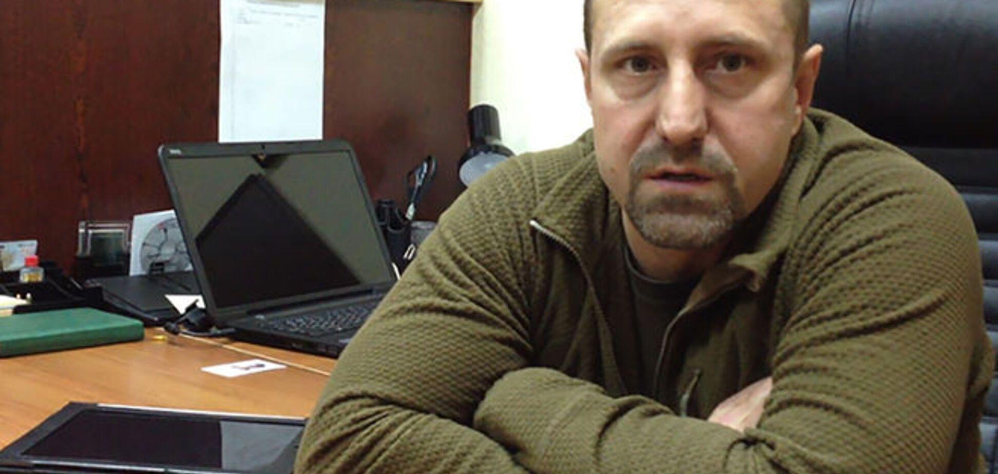 Ватажок бойовиків розповів про завдання Стрєлкова на Донбасі