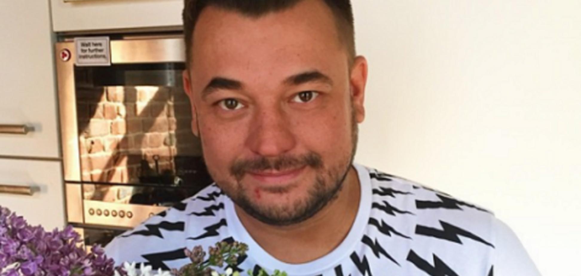 Солист группы 'Руки Вверх!' Сергей Жуков стремительно избавляется от лишних килограммов