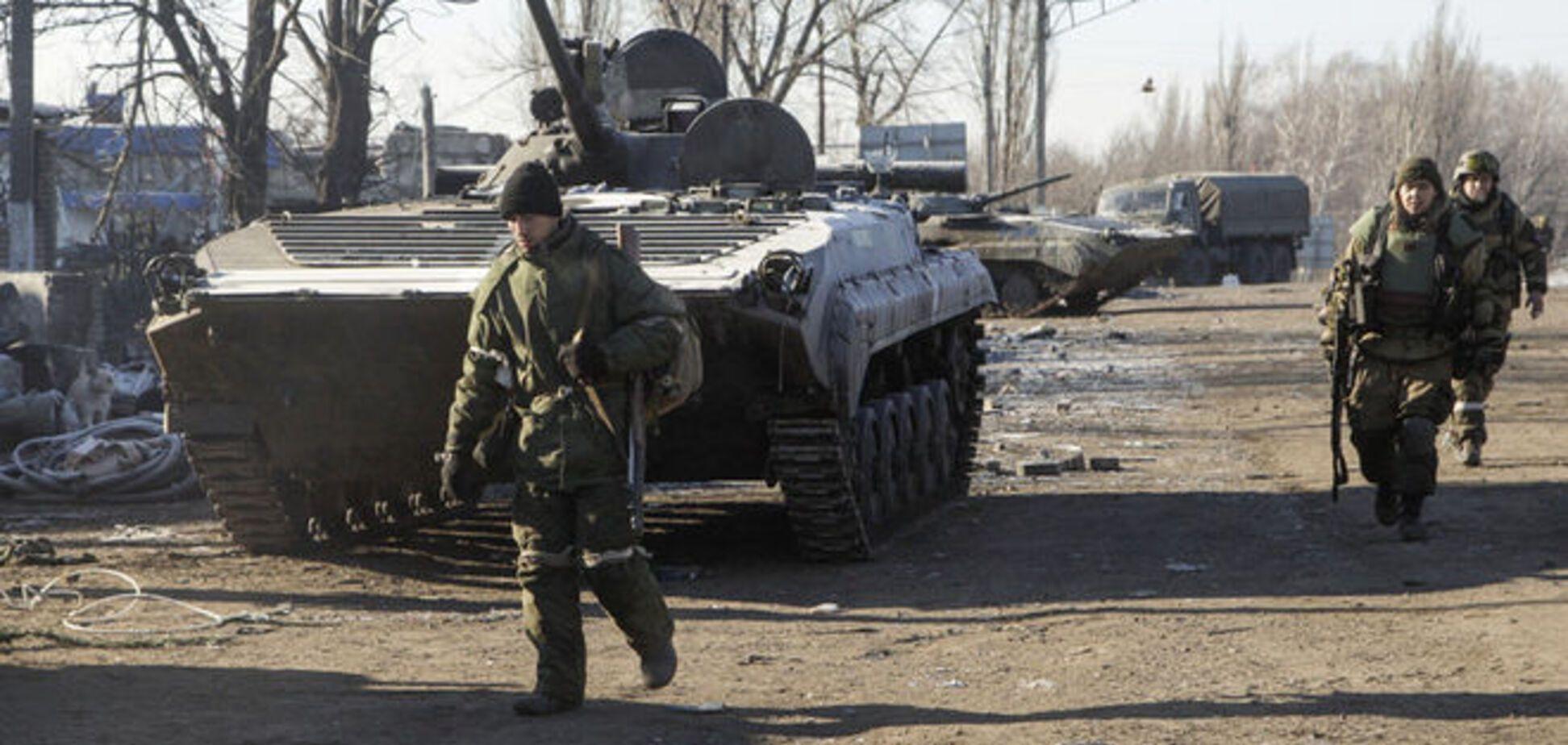 Бойовикам в Дебальцеве прибув 'секретний' вантаж