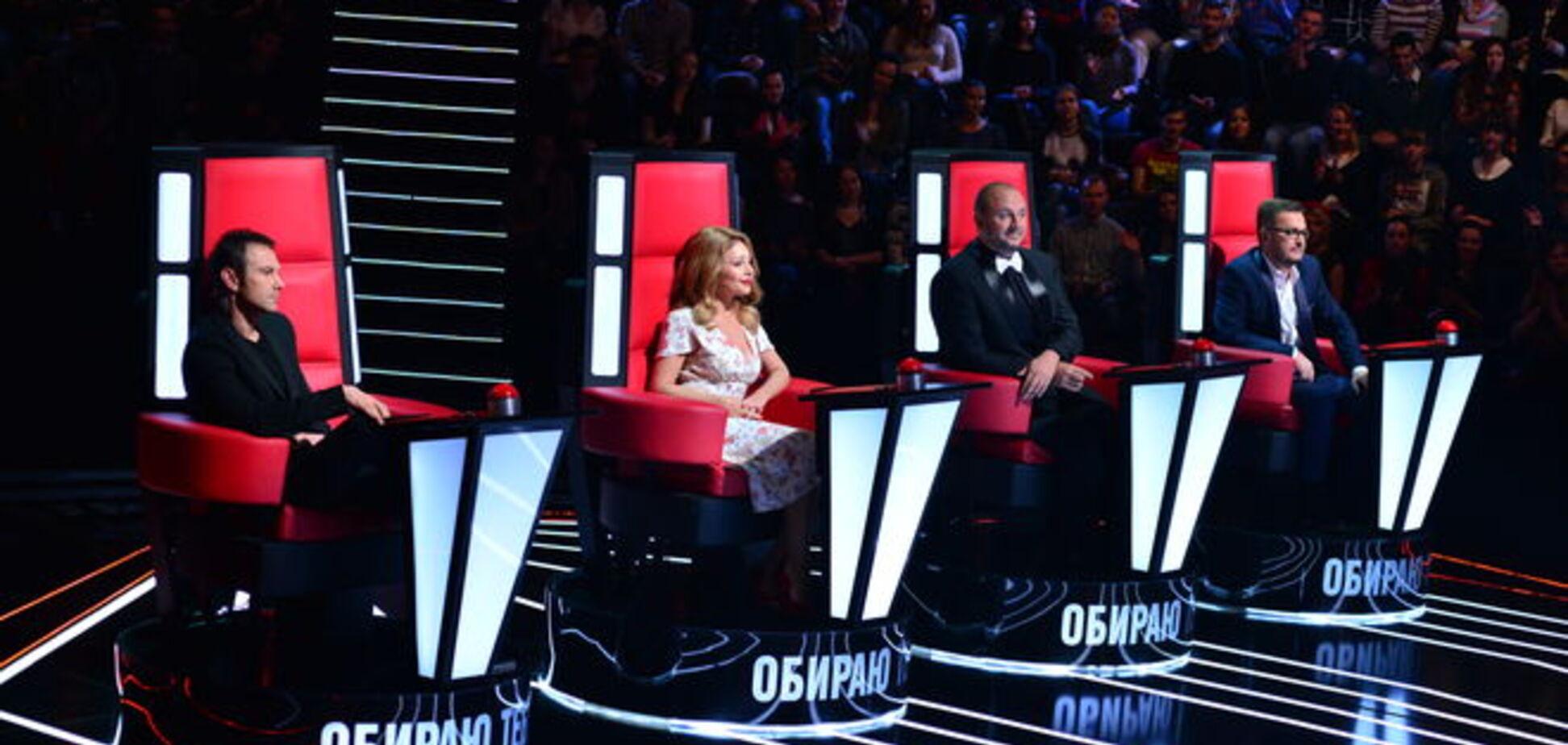 Пятое прослушивание 'Голоса страны': золушка из Ужгорода и человек из прошлого