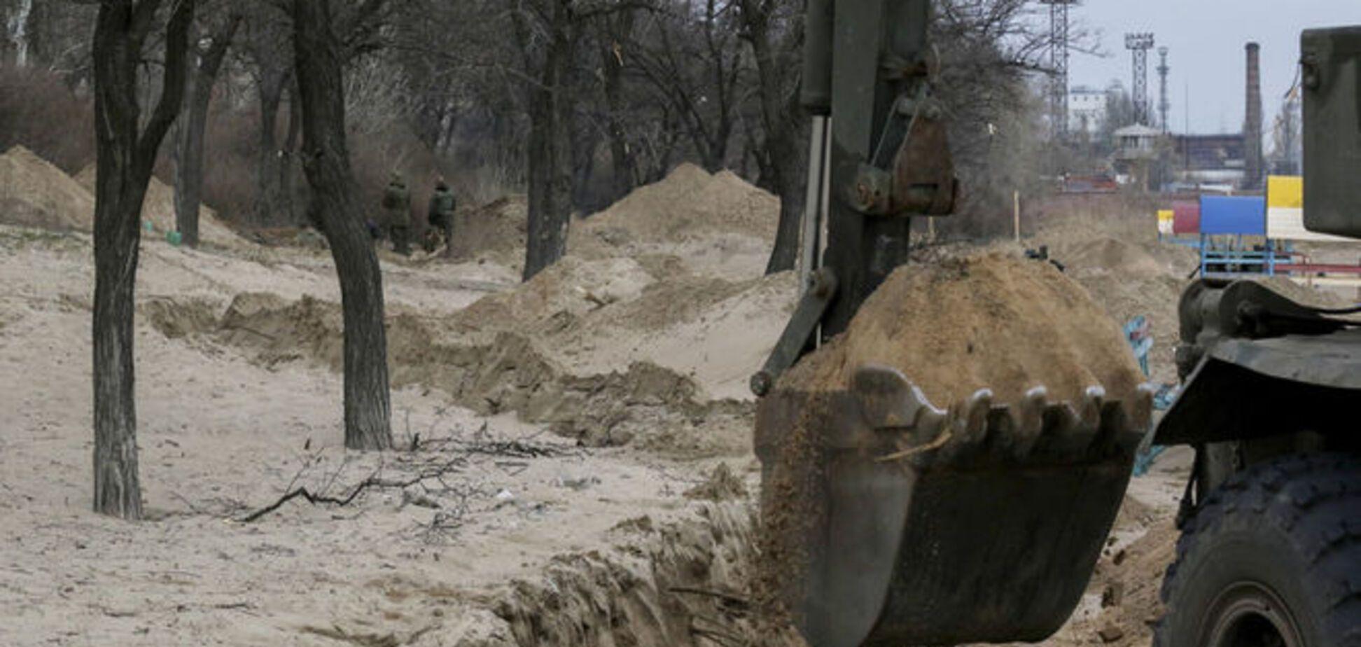 На лінію розмежування на Донбасі витратять мільярд гривень