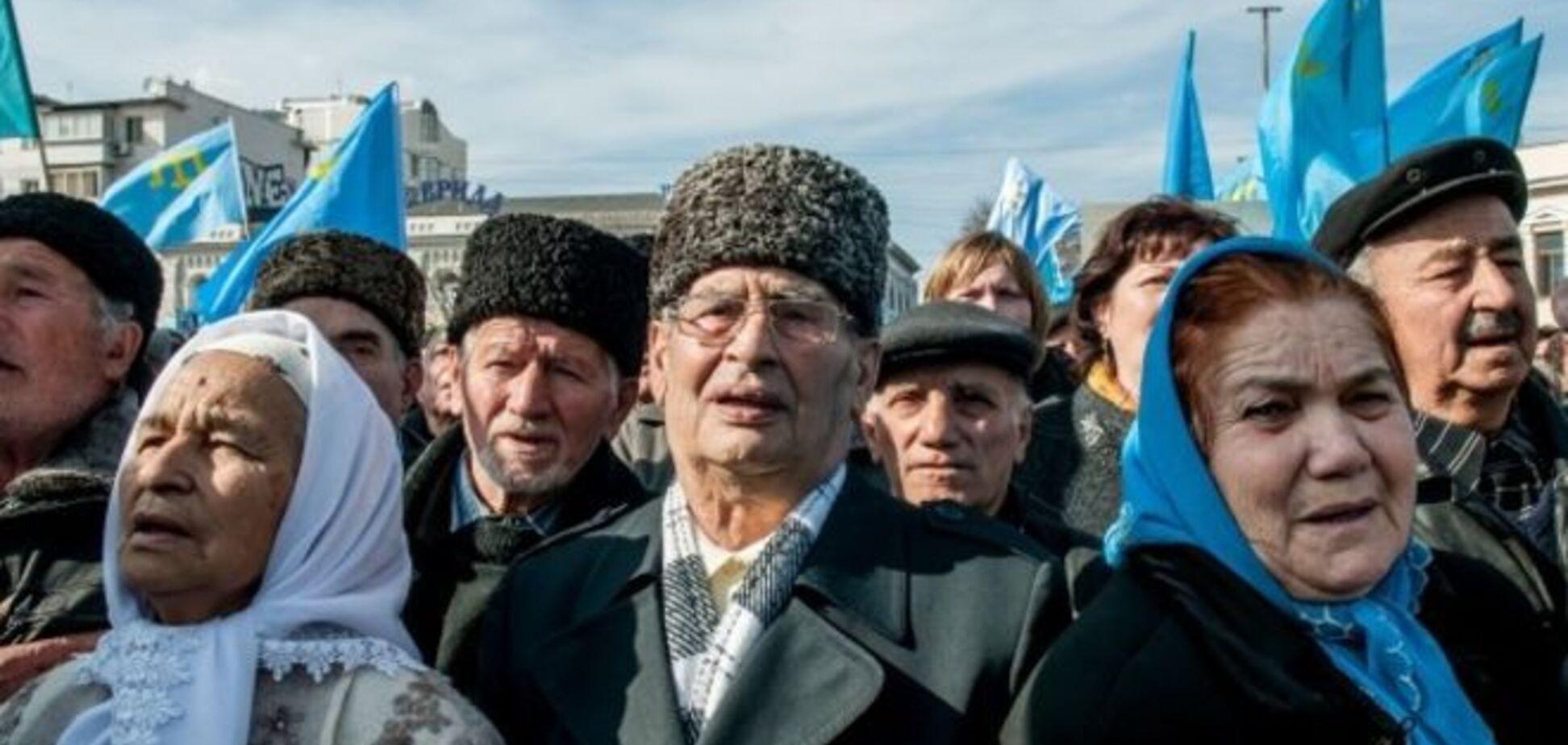Аксьонов посилає кримських татар в Узбекистан за довідками про реабілітацію