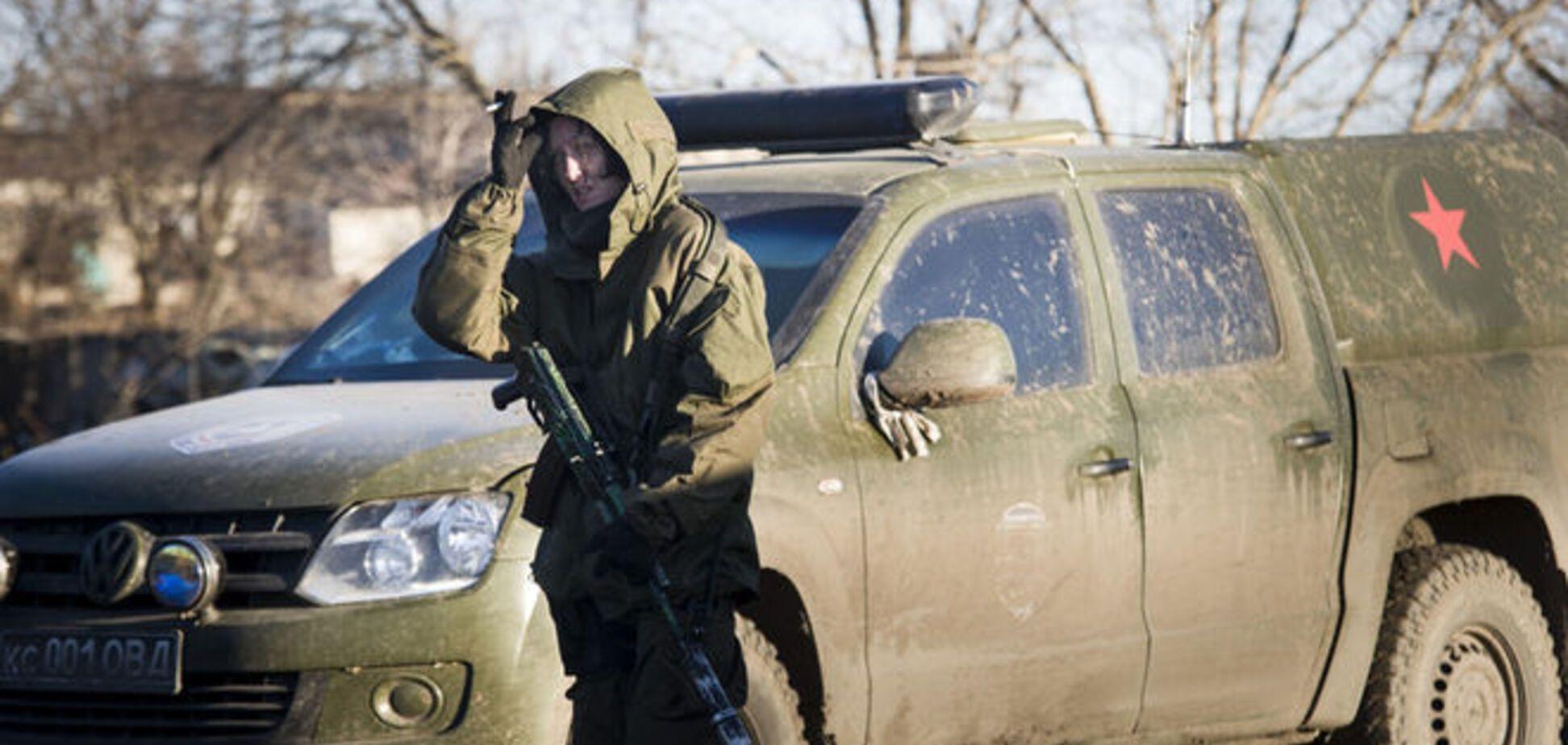 Бійці АТО відбили атаку терористів на Опитне
