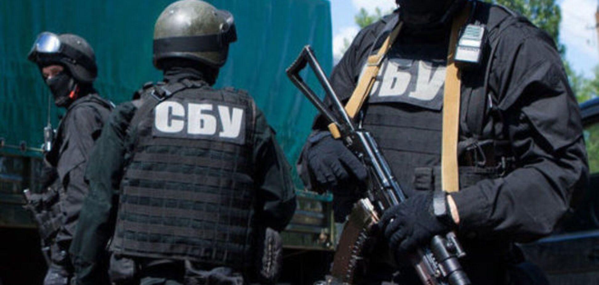 Порошенку доповіли про затримання в Одесі групи диверсантів