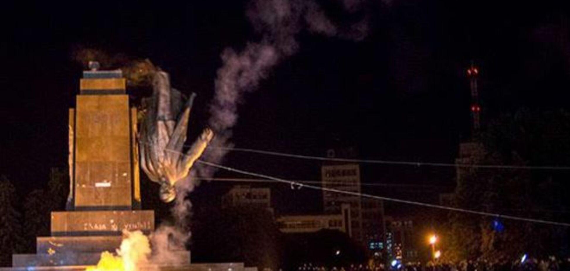 Харківський суд не пішов на поводу у мерії і відмовився визнати незаконним знесення пам'ятника Леніну