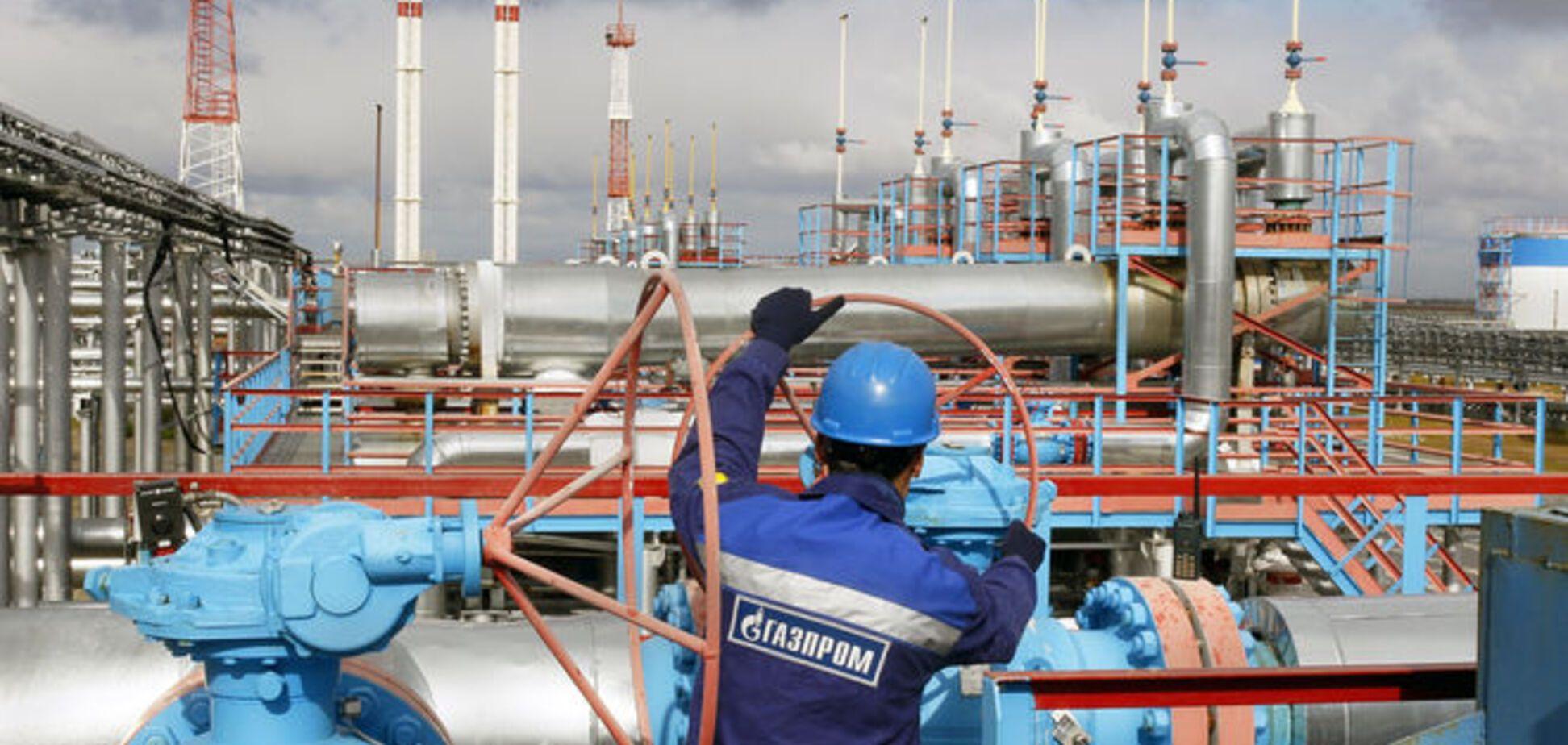 Прибыль 'Газпрома' упала на 70%