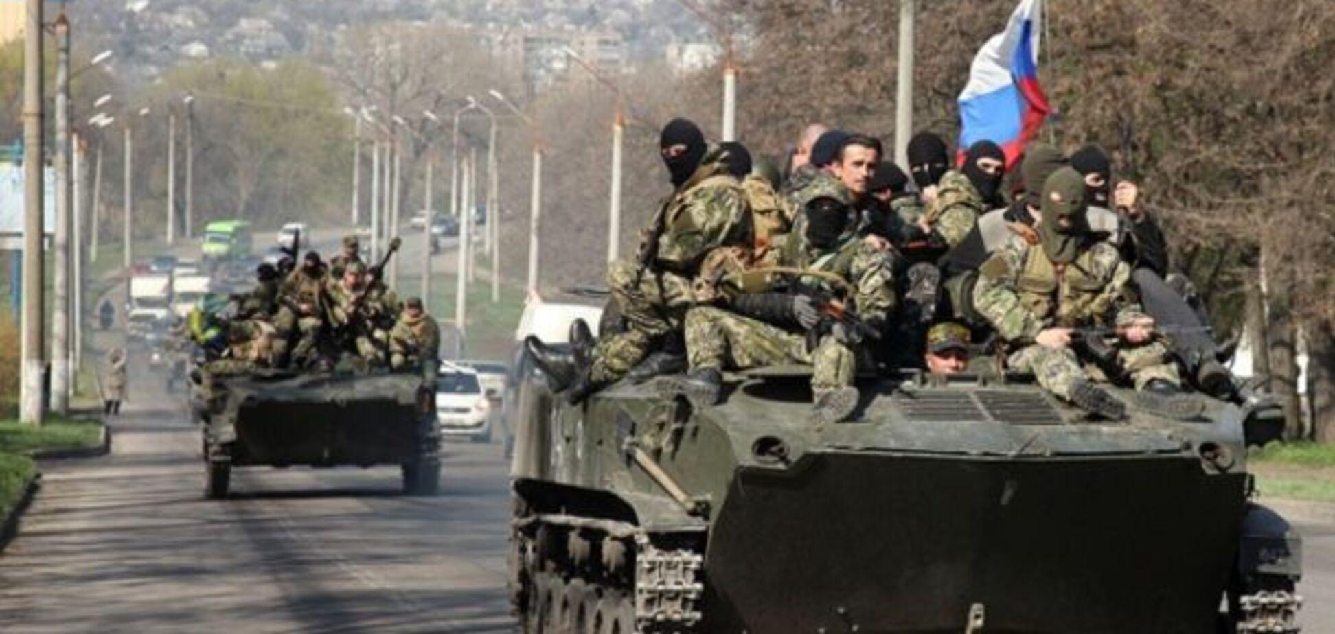 Дядя Вова помогает сепаратистам