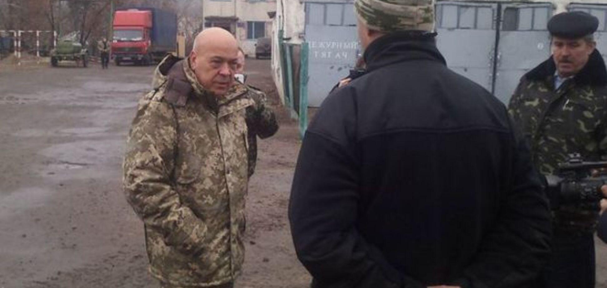 Москаль на Луганщині заборонив алкоголь, туризм і зйомку місцевості