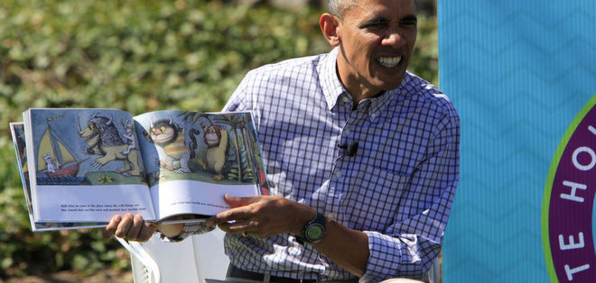 Обаму атакували 'неправильні' бджоли